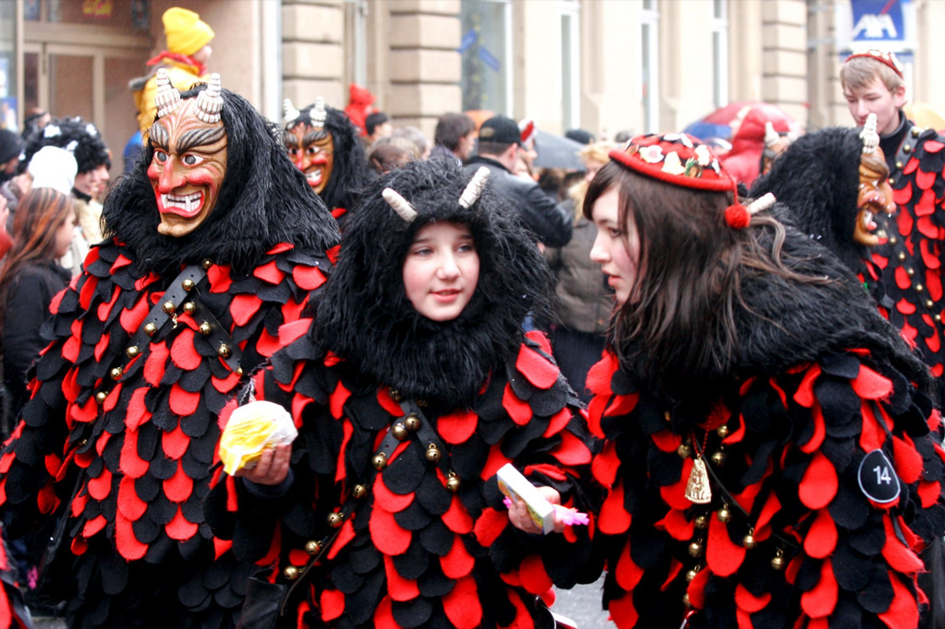 Fasching in Durlach 2020