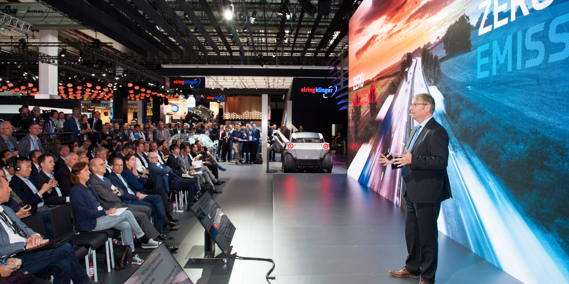 Best time for Frankfurt Auto Motor Show (IAA) 2020