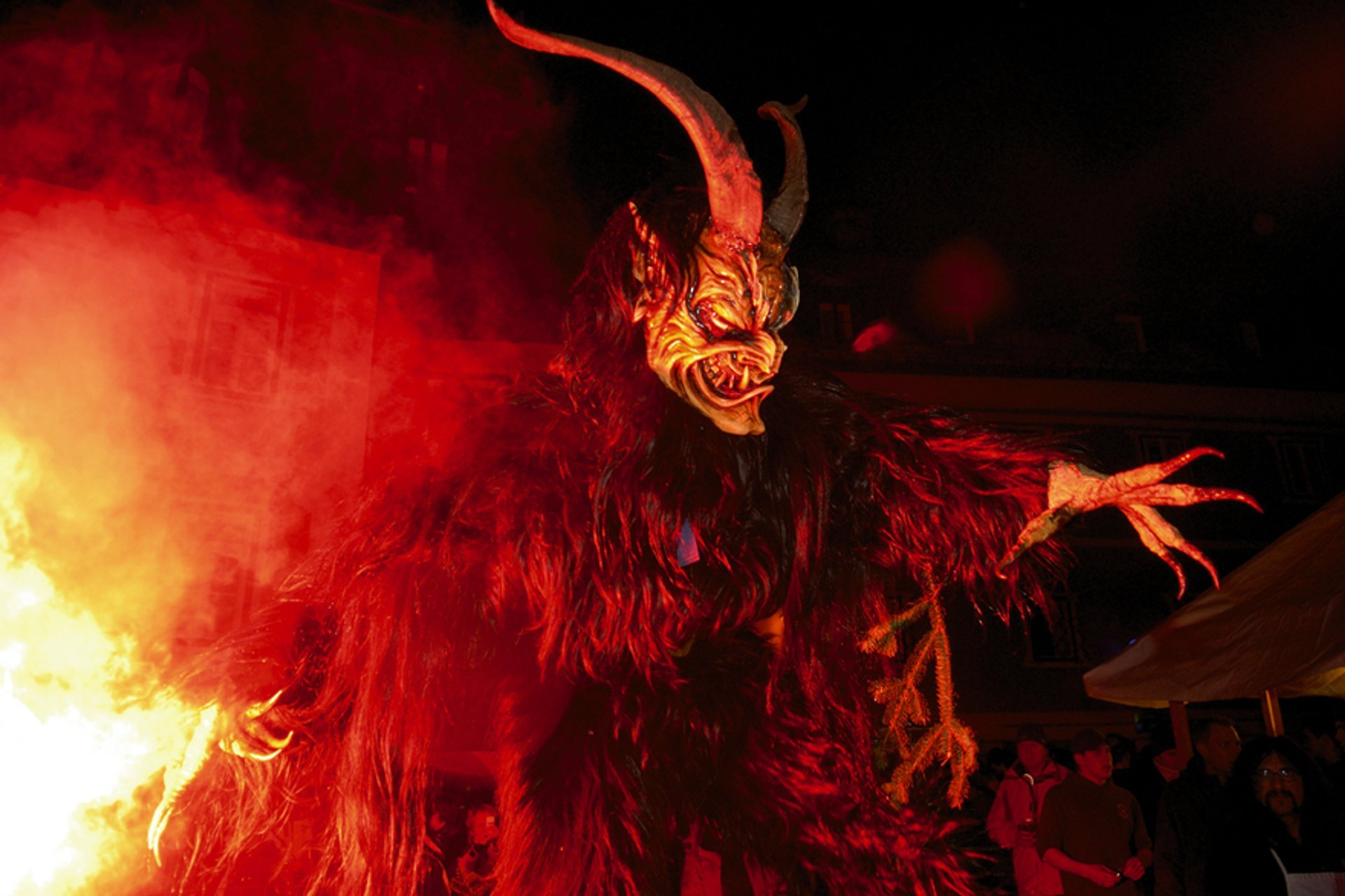 Krampus 2018 In Austria Dates Map