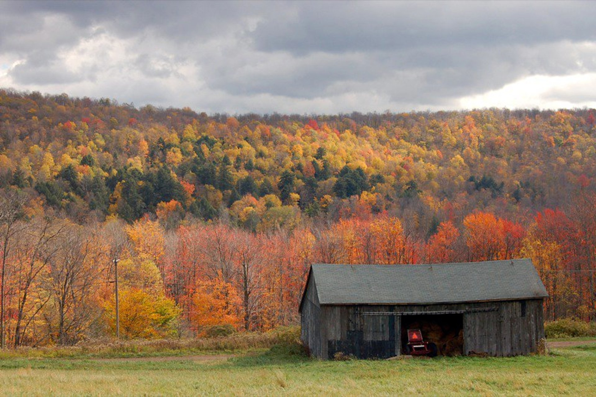 The Catskill Mountains (The Catskills) in New York State 2020 - Best Time