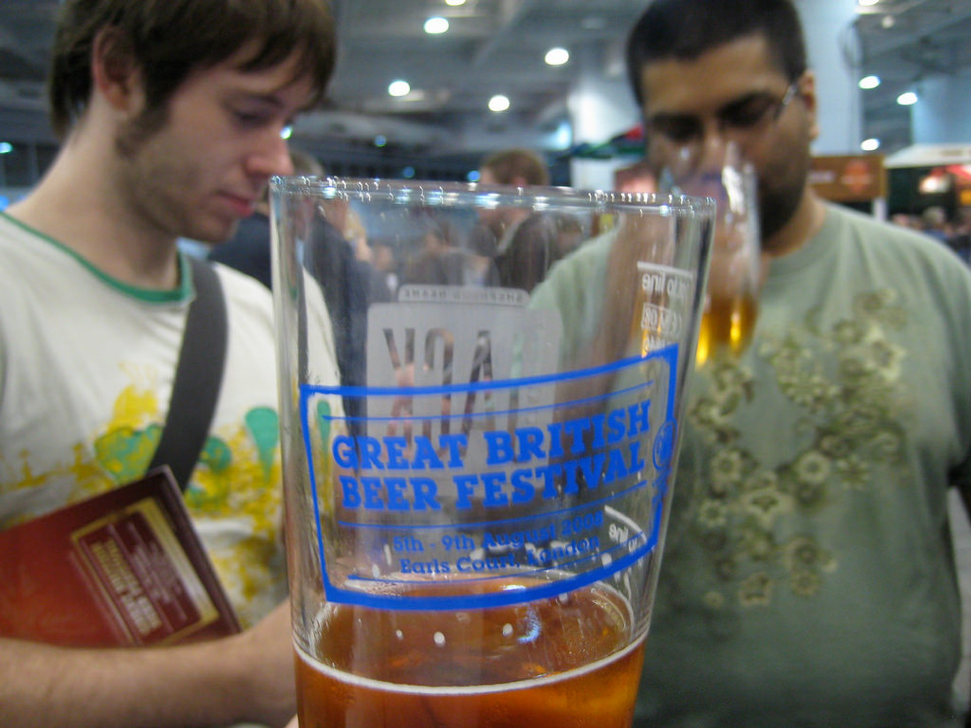 Great British Beer Festival in London 2020 - Best Time