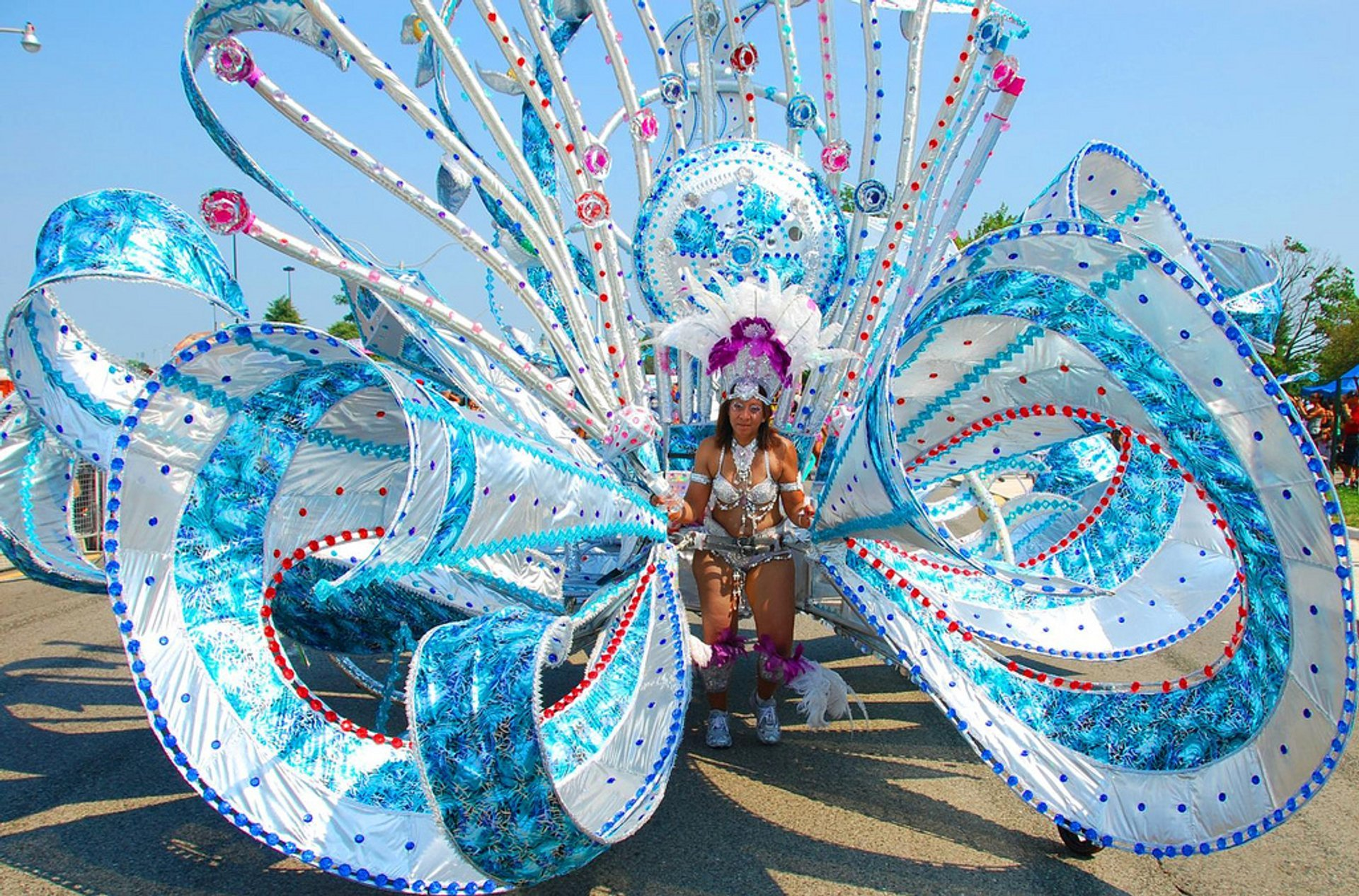 Best time for Toronto Caribbean Carnival or Caribana in Toronto 2019