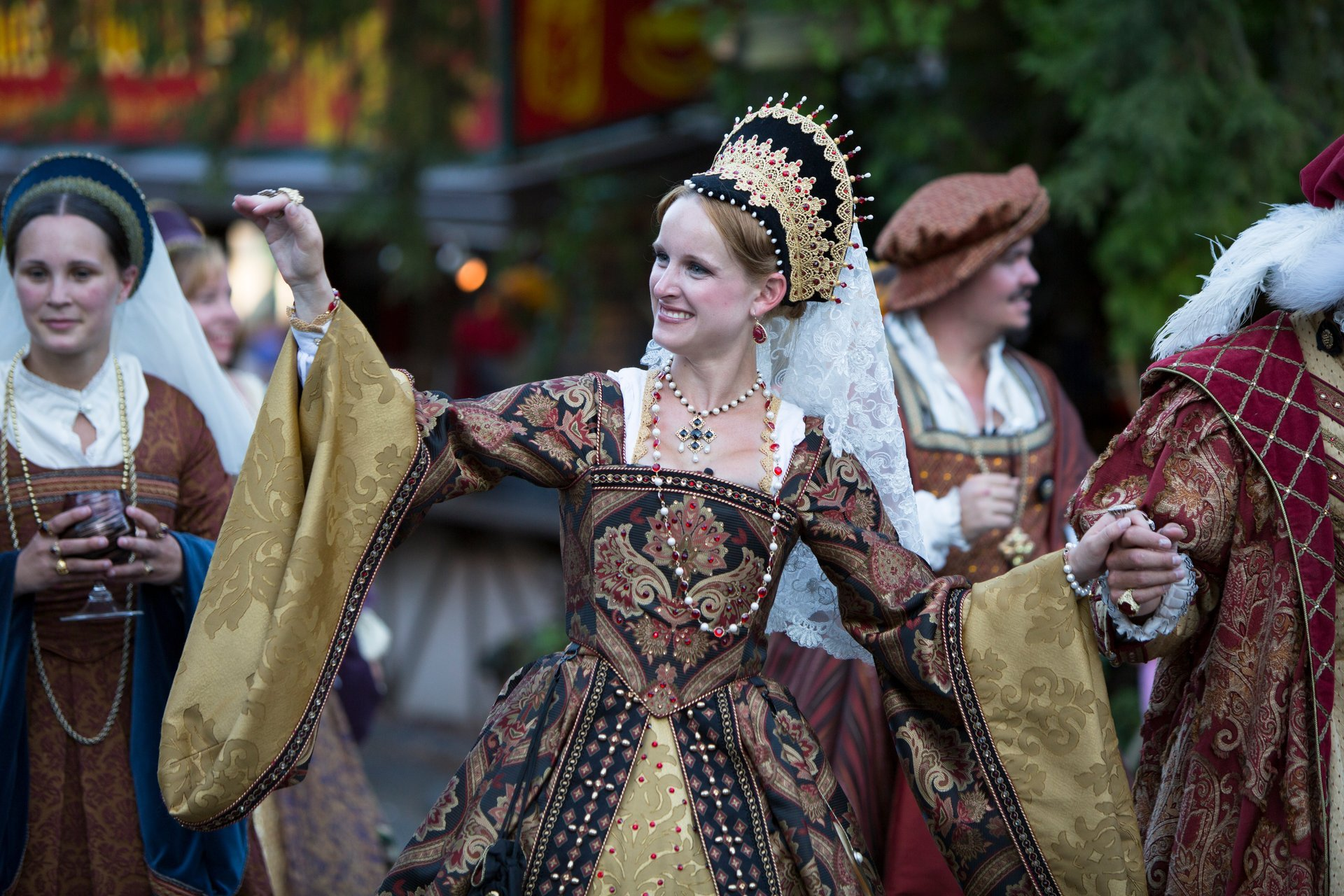 Best time to see Pennsylvania Renaissance Faire in Pennsylvania 2020
