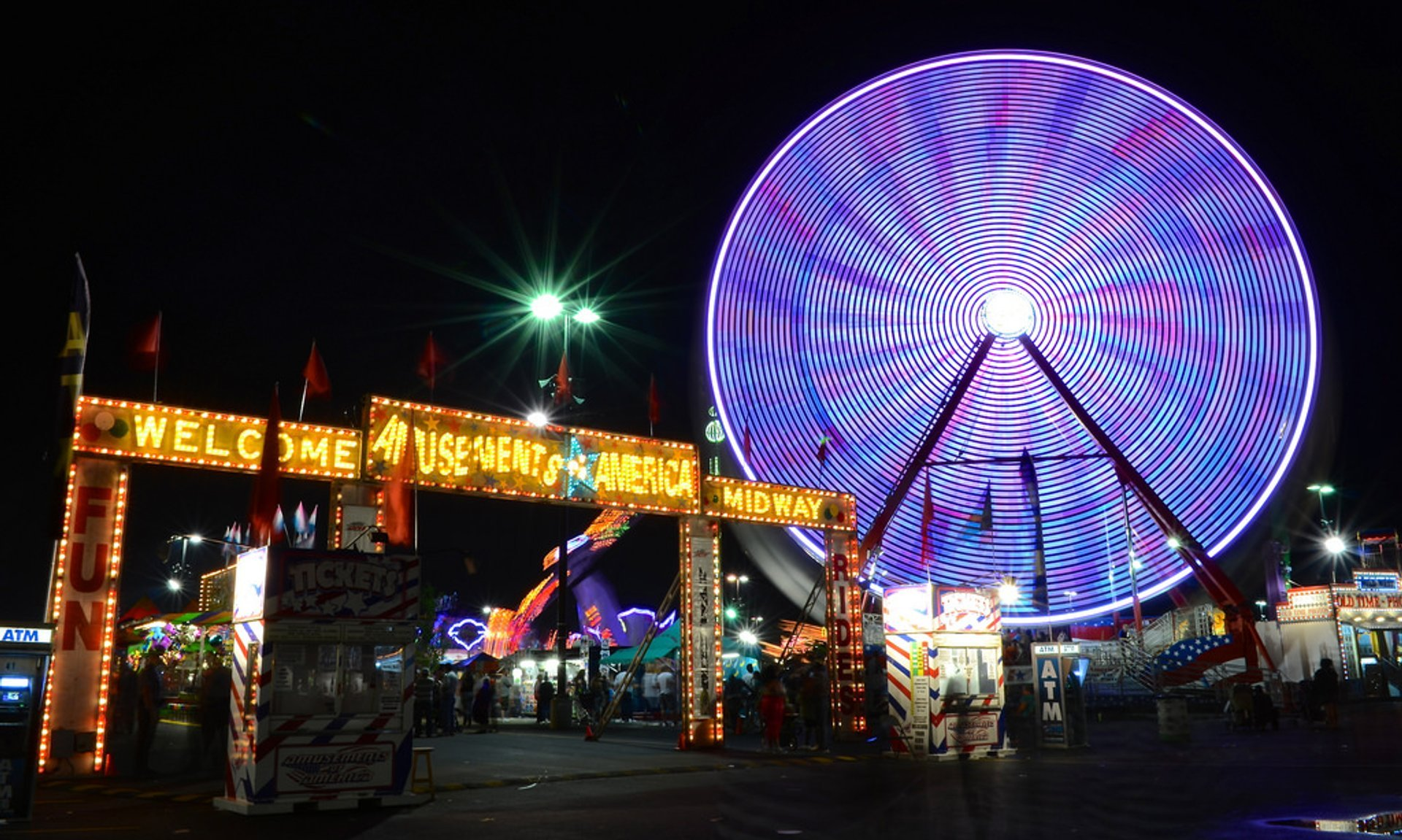 Best time to see Ohio State Fair 2019
