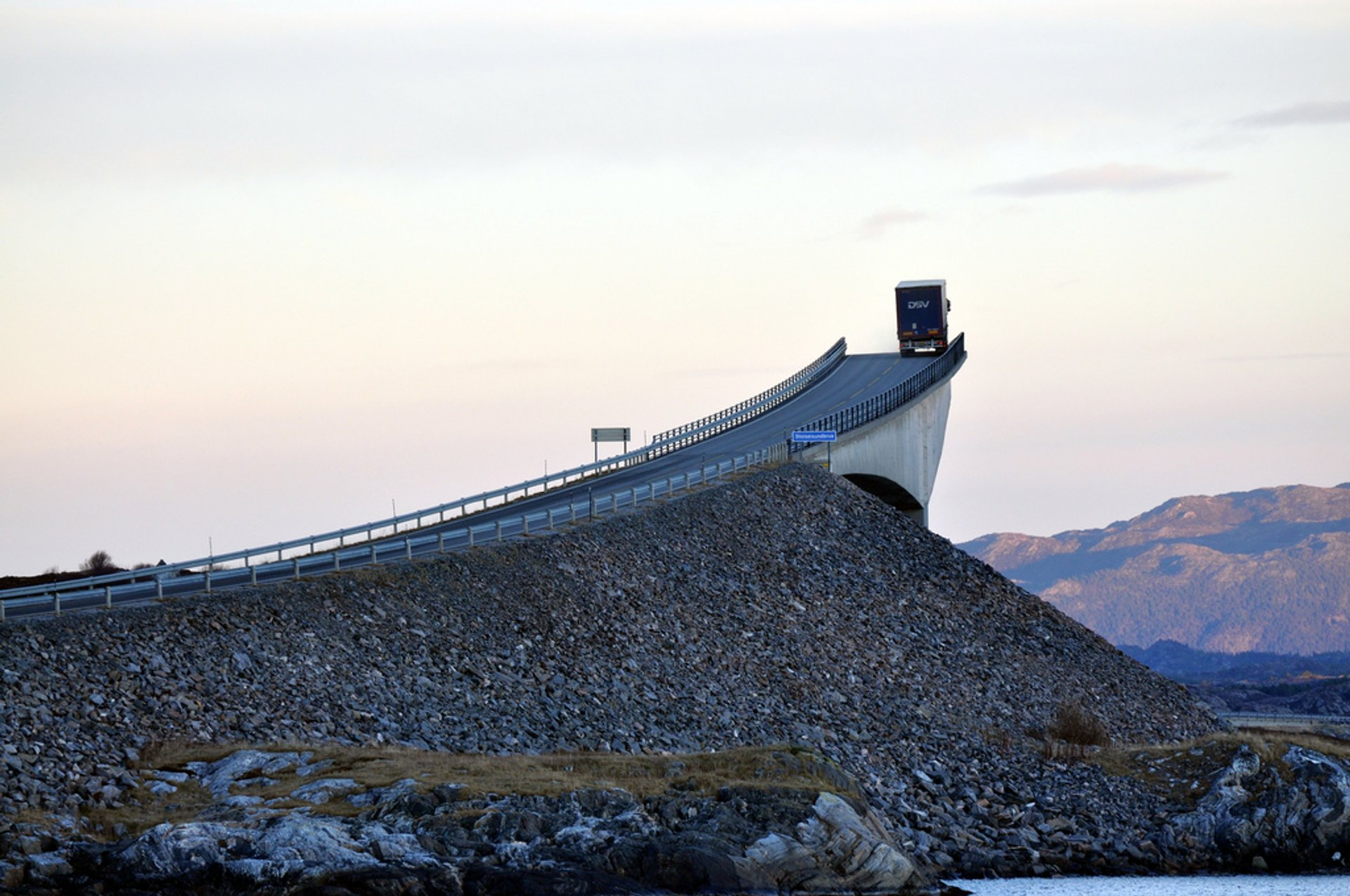 Best time for The Atlantic Ocean Road 2020