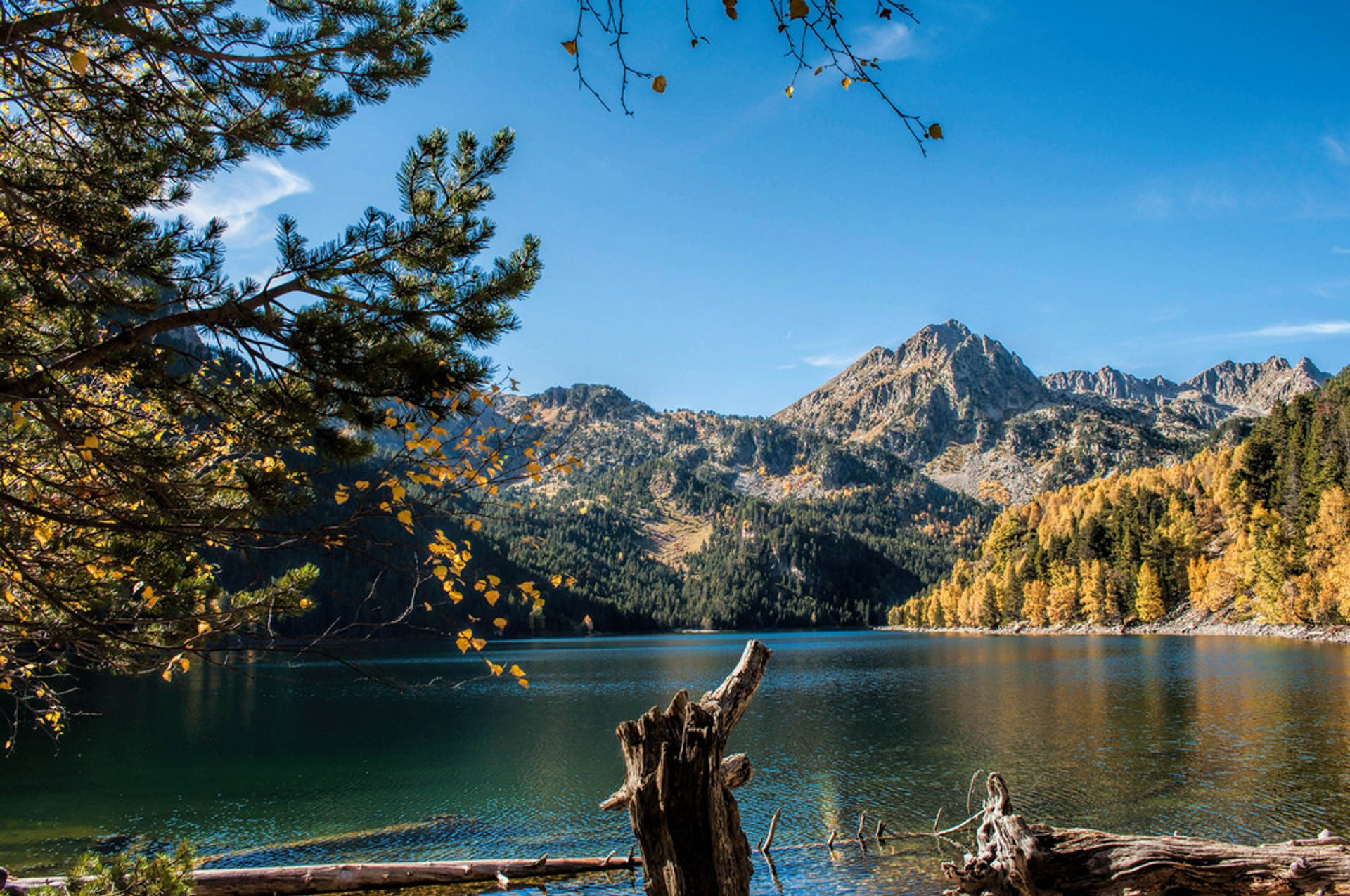 Aigüestortes and Sant Maurici Lake National Park in Spain - Best Time