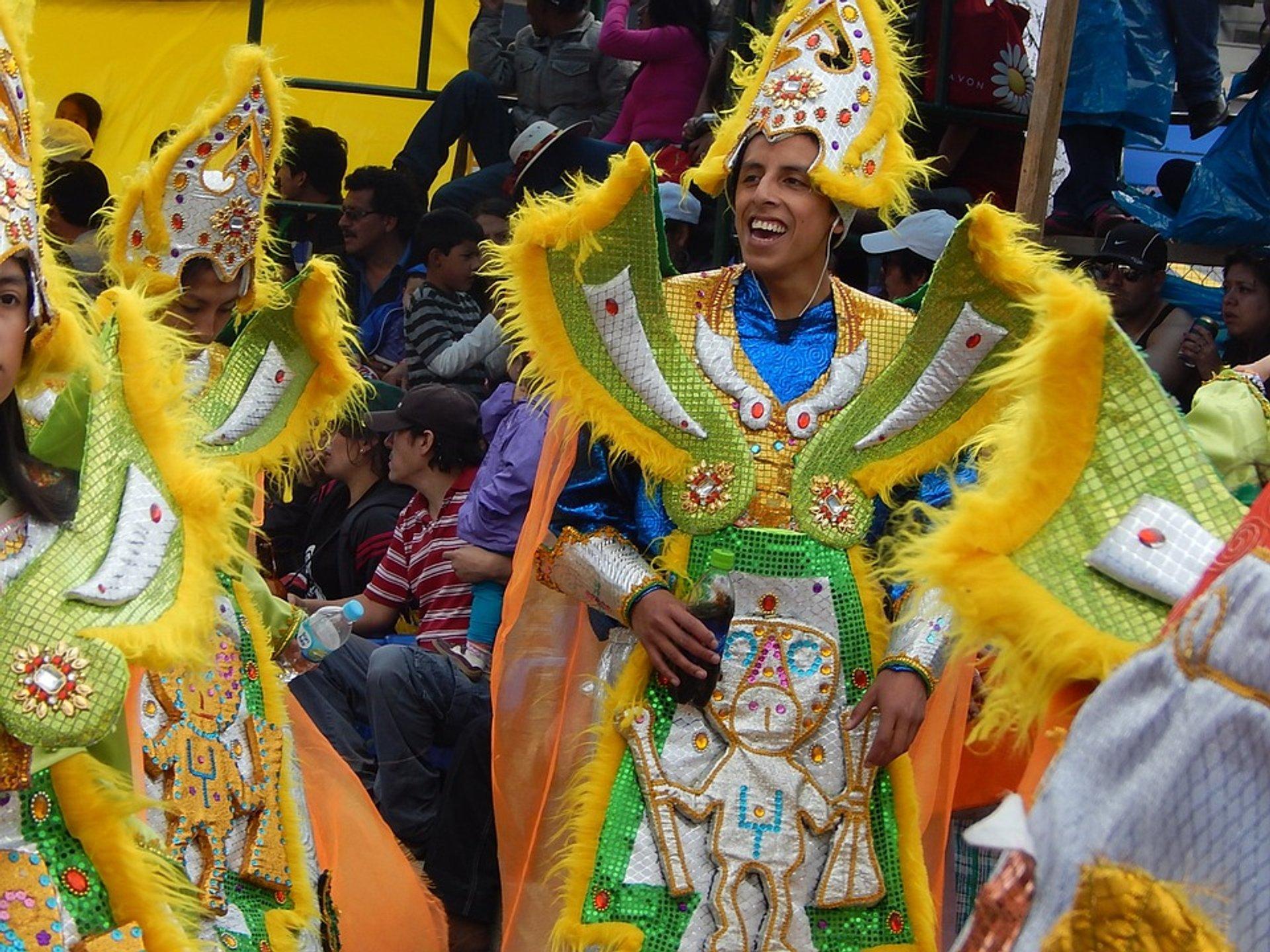 Carnival in Peru 2020 - Best Time