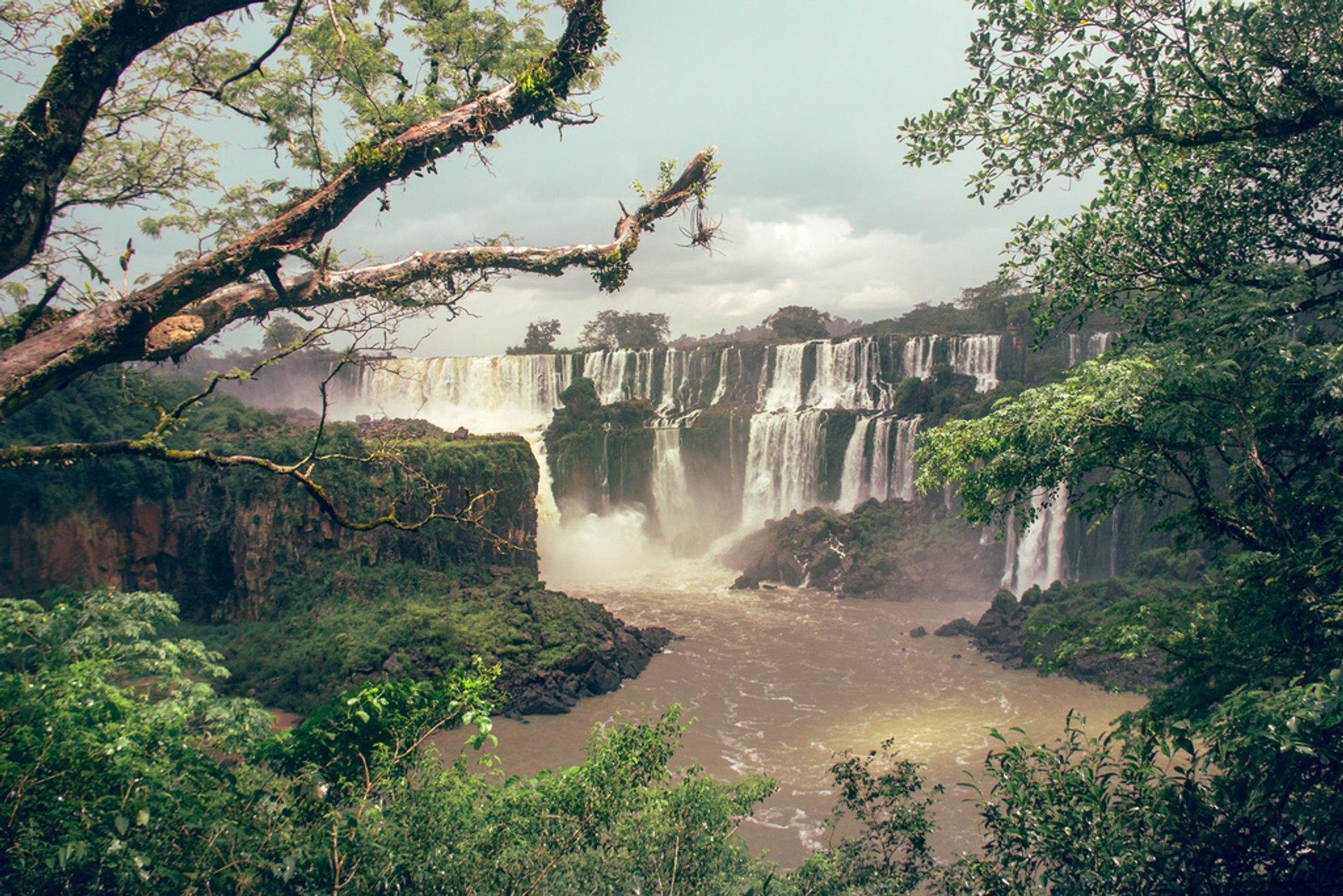 Cataratas del Iguazú 2020