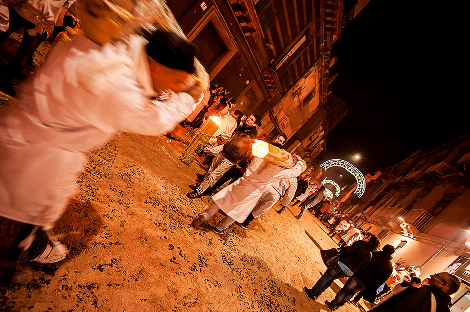 Best time to see Saint Agata Festival in Sicily 2019