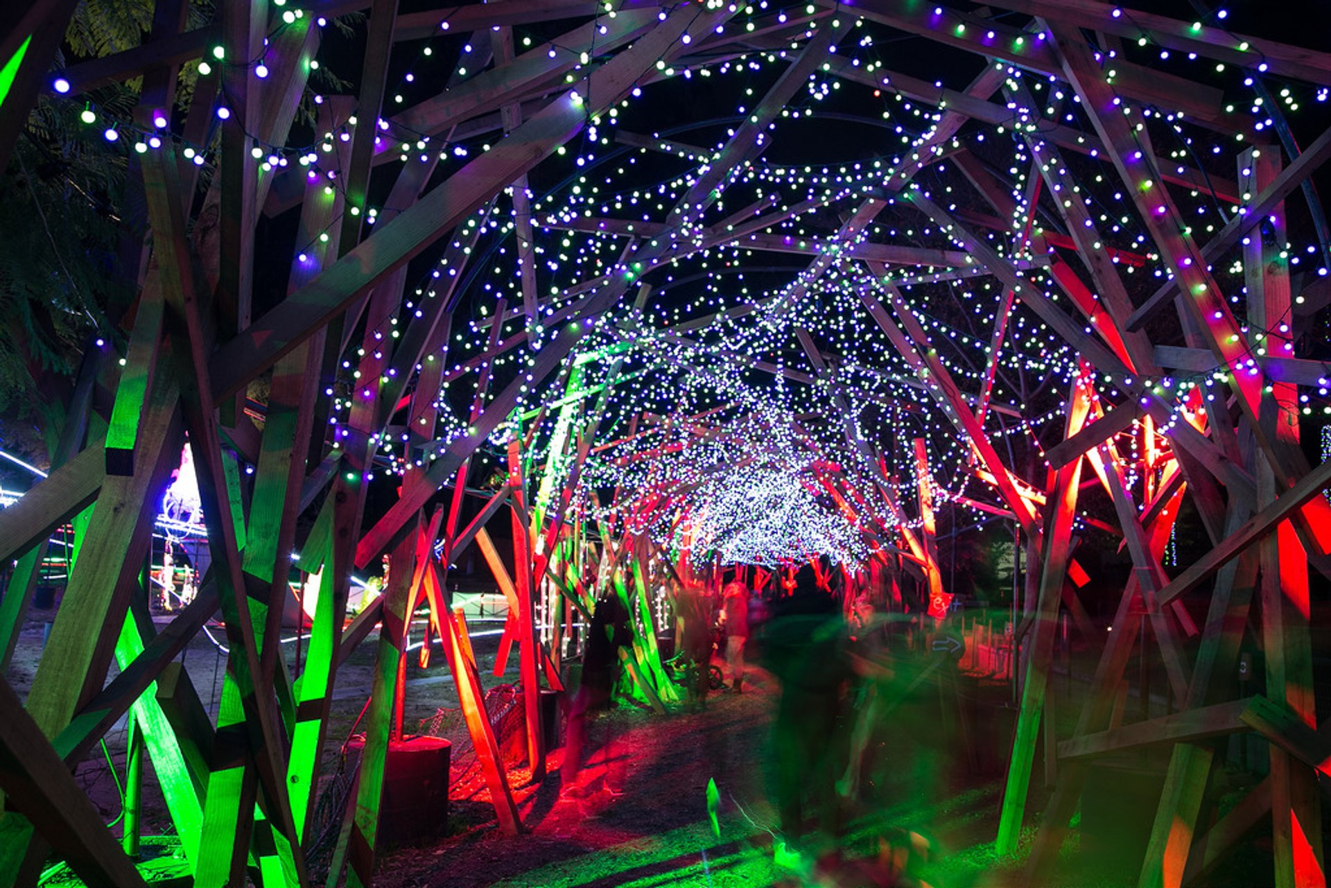 LA Zoo Lights in Los Angeles 2020 - Best Time