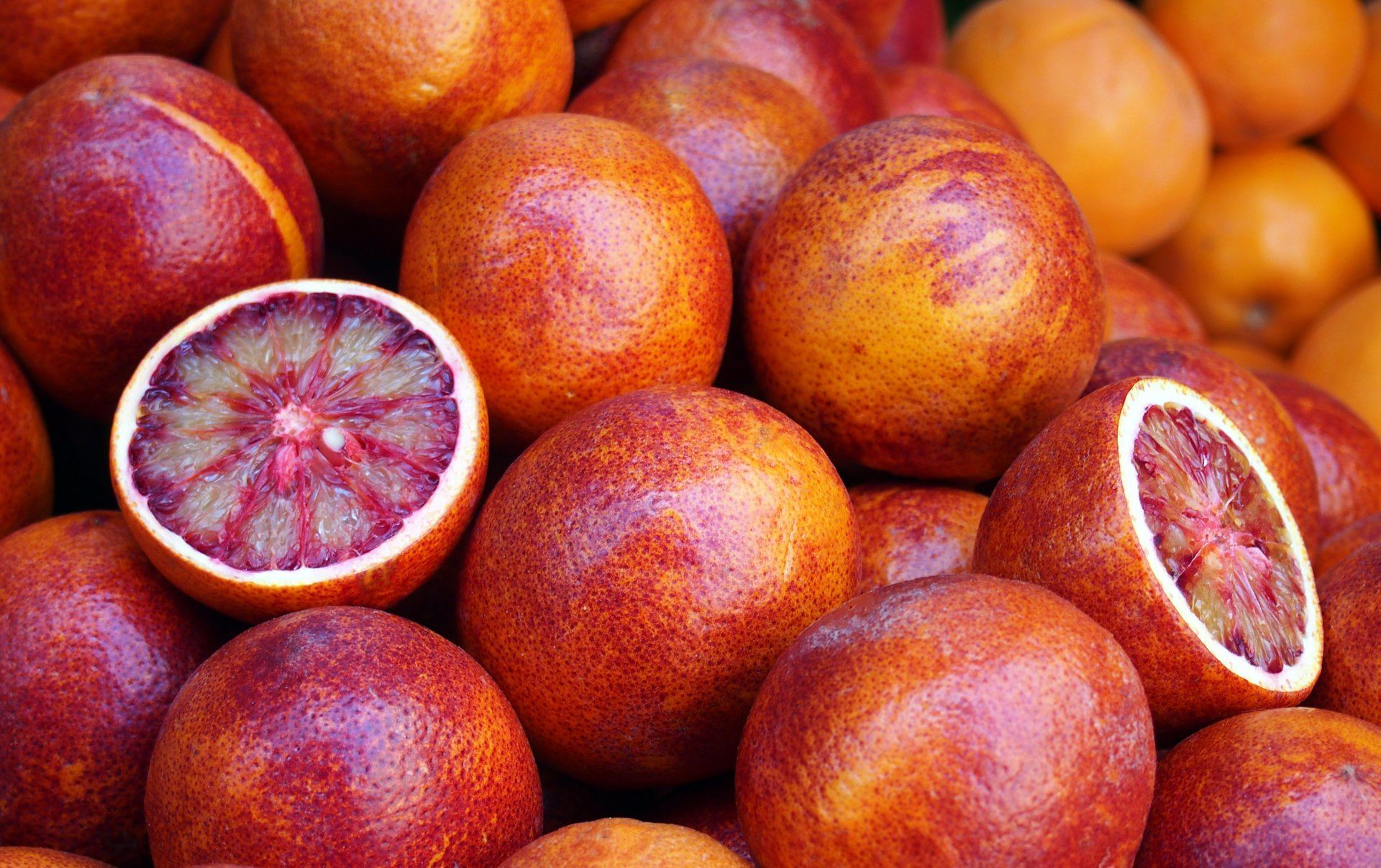 Sicilian Blood Oranges in Sicily 2019 - Best Time