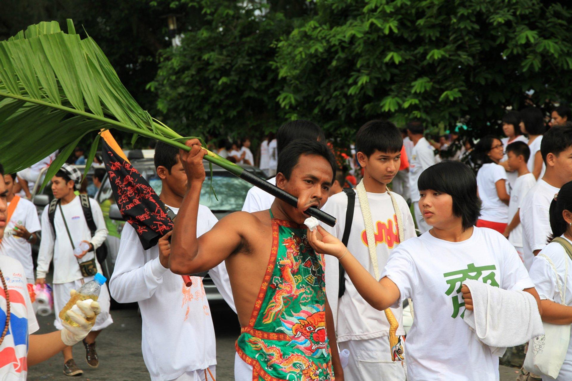 Phuket Vegetarian Festival in Thailand - Best Season 2020