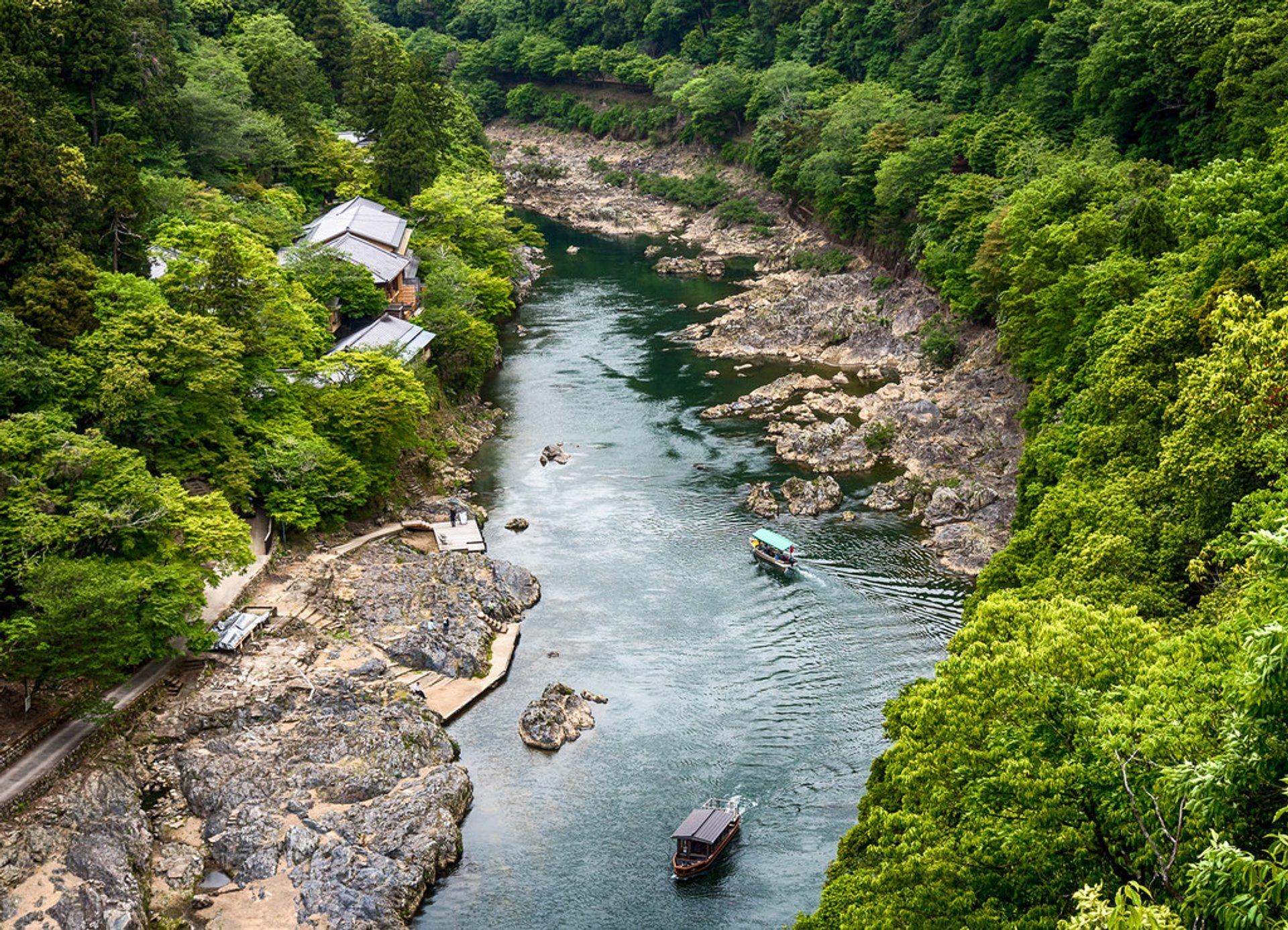 Hozu-Gawa River Boat Ride in Kyoto - Best Season 2020
