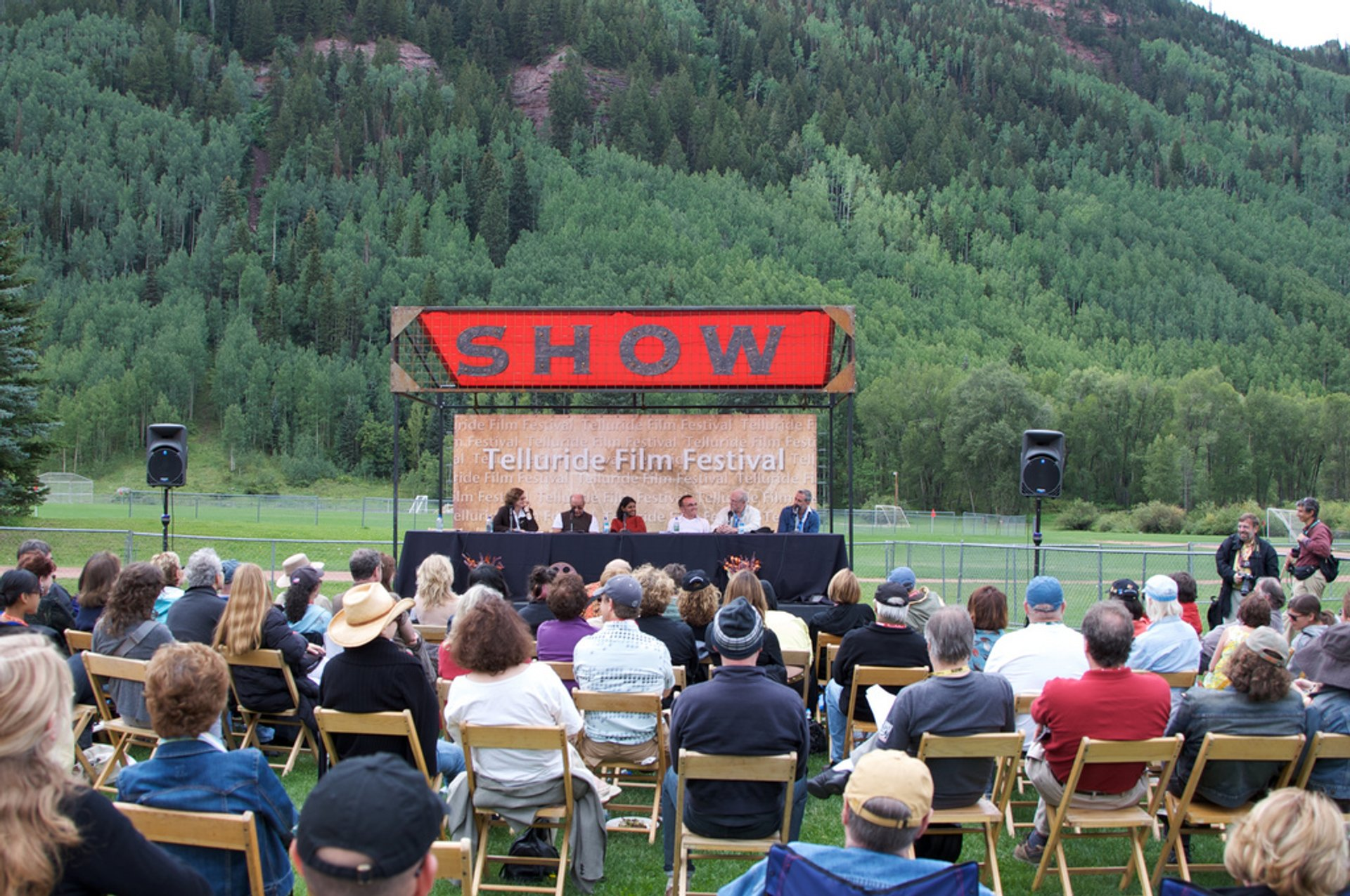 Telluride Film Festival in Colorado - Best Season 2020