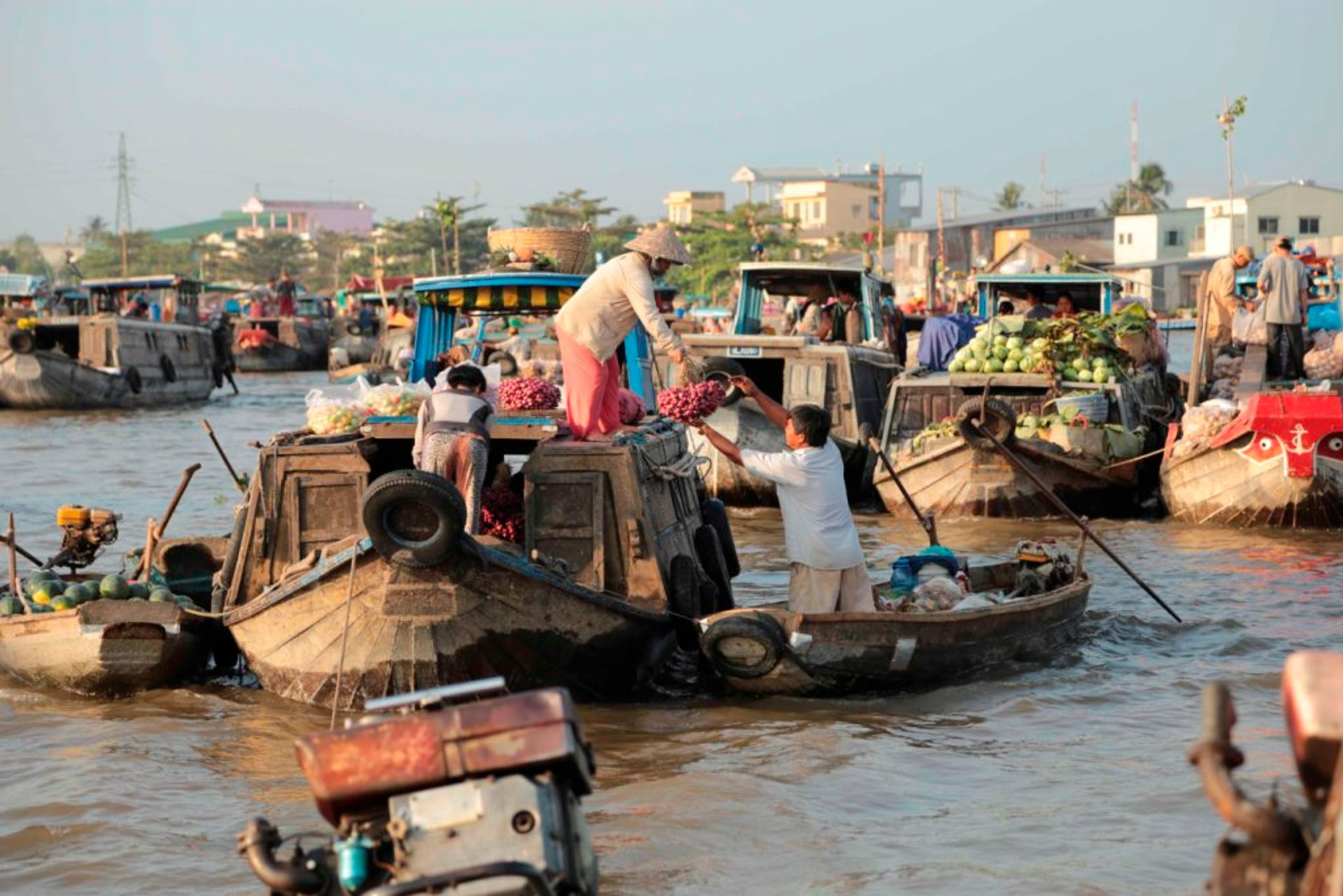 Mekong River Boat Trip in Cambodia - Best Season 2020