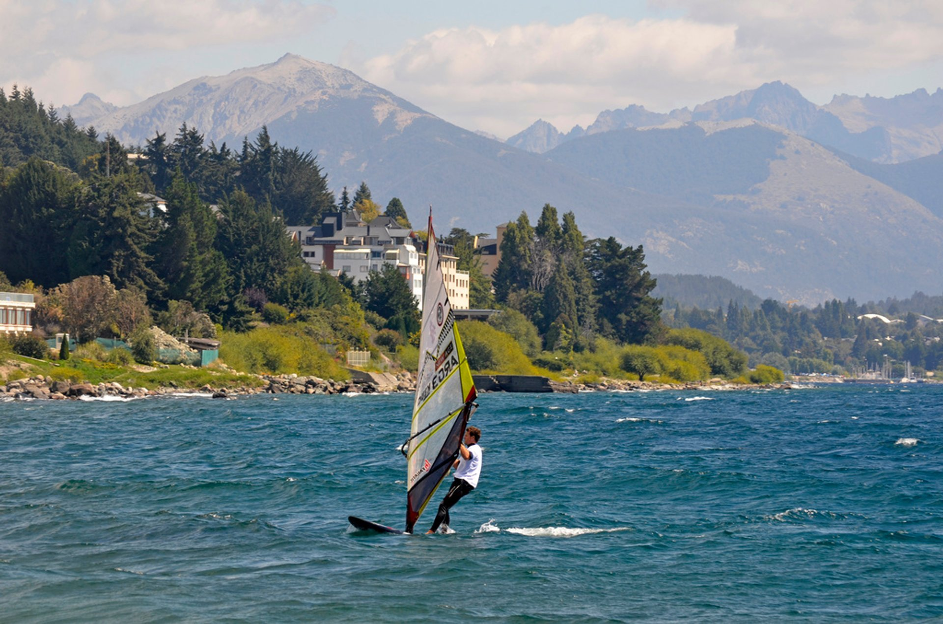 Best time to see Windsurfing in Argentina 2020