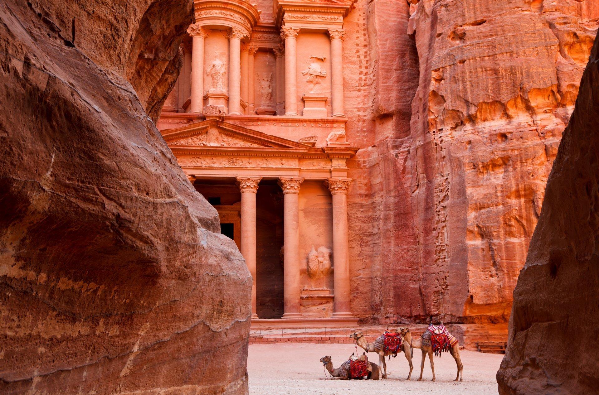 Ancient City of Petra in Jordan - Best Time