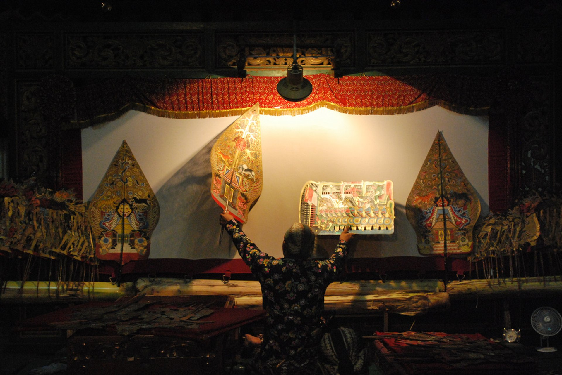 Wayang Kulit Puppet Theatre in Indonesia - Best Season 2020