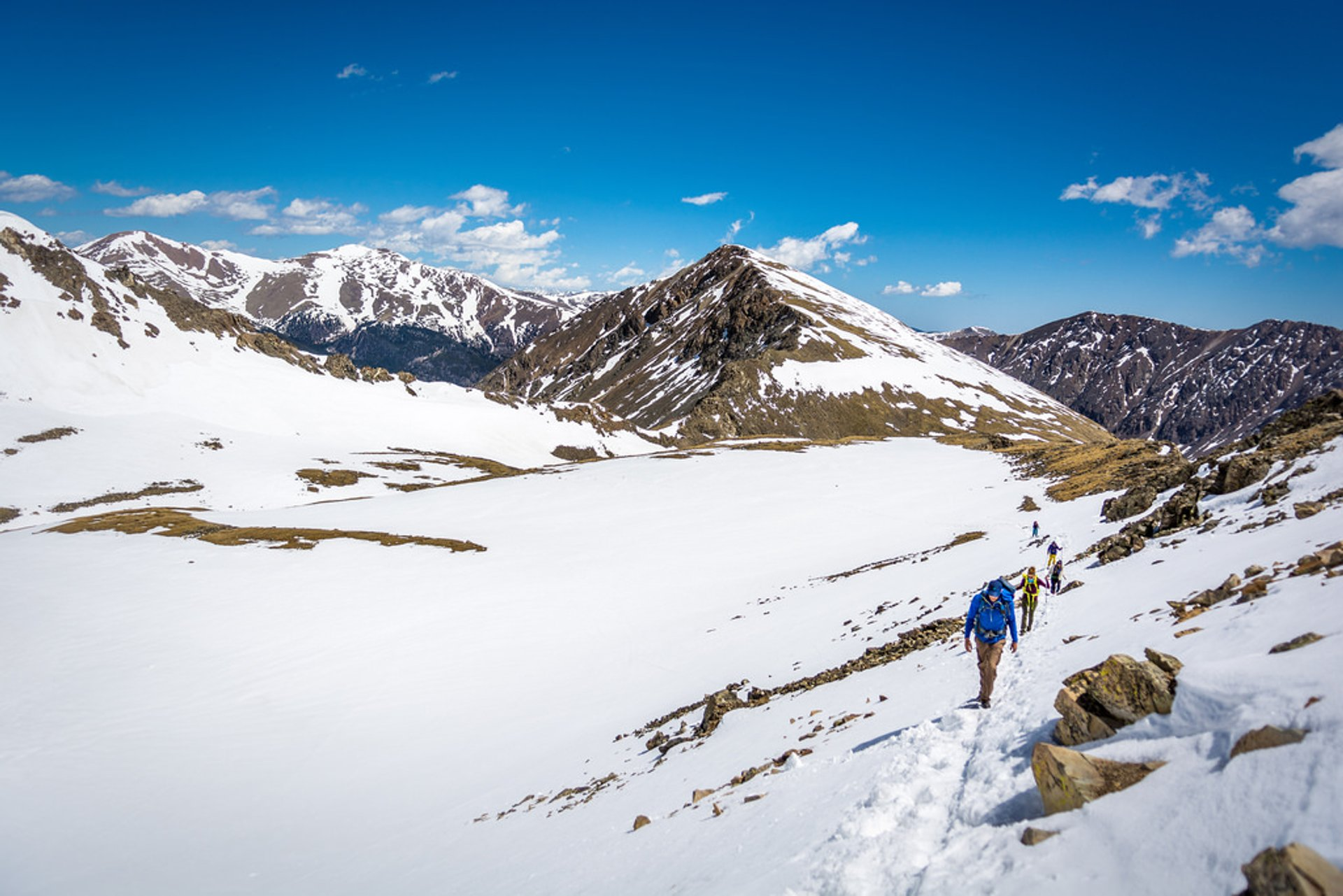 Best time to see Hike to Grays and Torreys Peaks in Colorado 2020