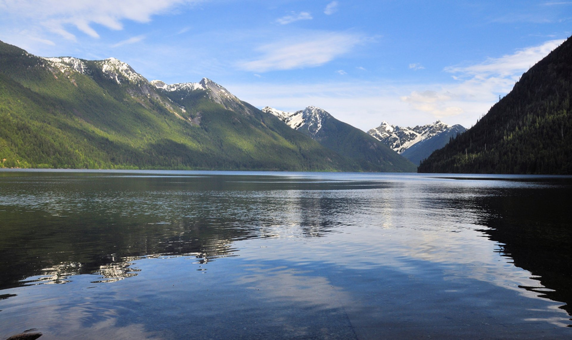 Spectacular Chilliwack Lake 2020