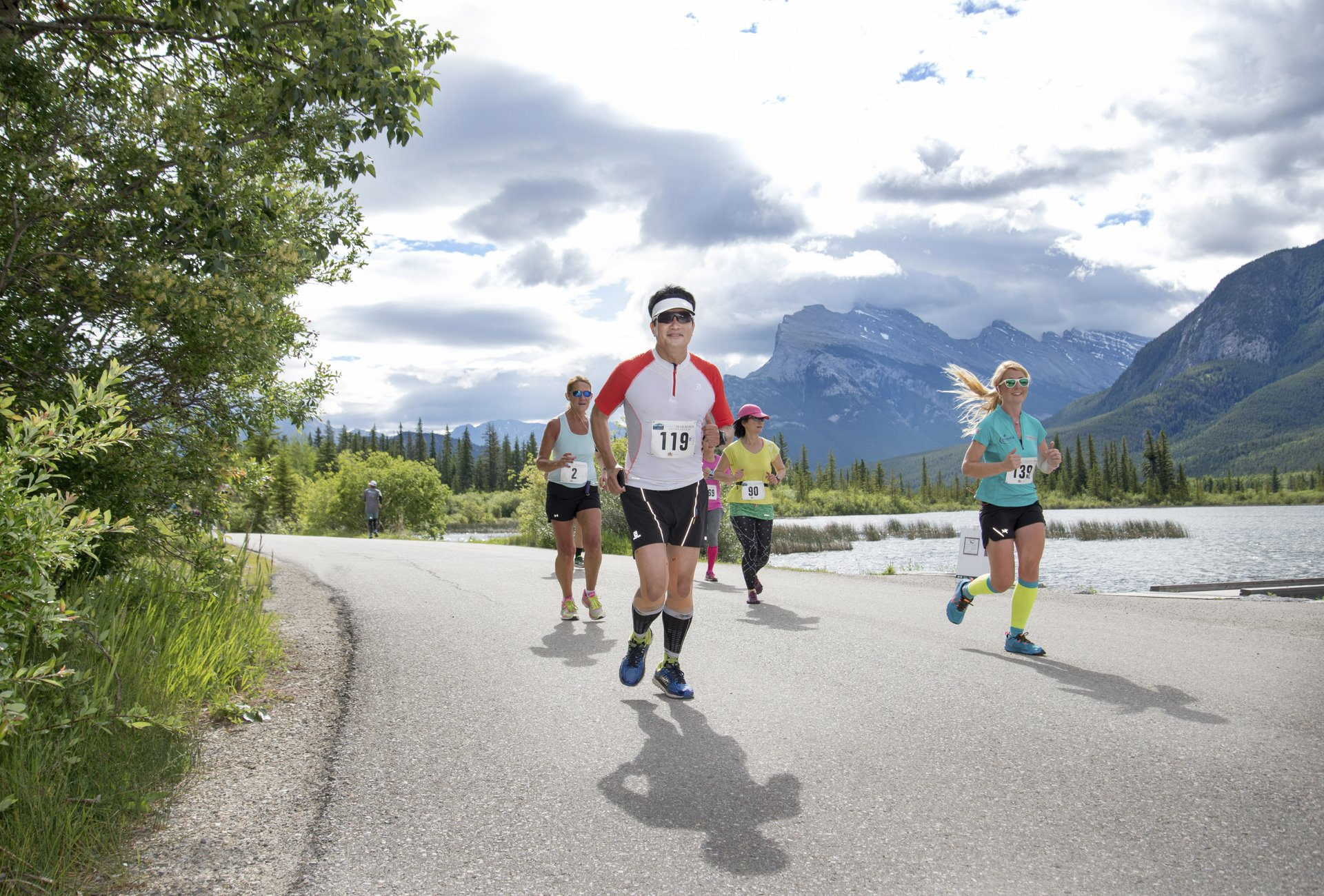 Banff Marathon in Banff & Jasper National Parks 2020 - Best Time