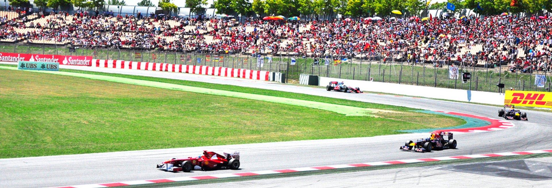 Formula 1 Gran Premio De España in Barcelona - Best Season 2020