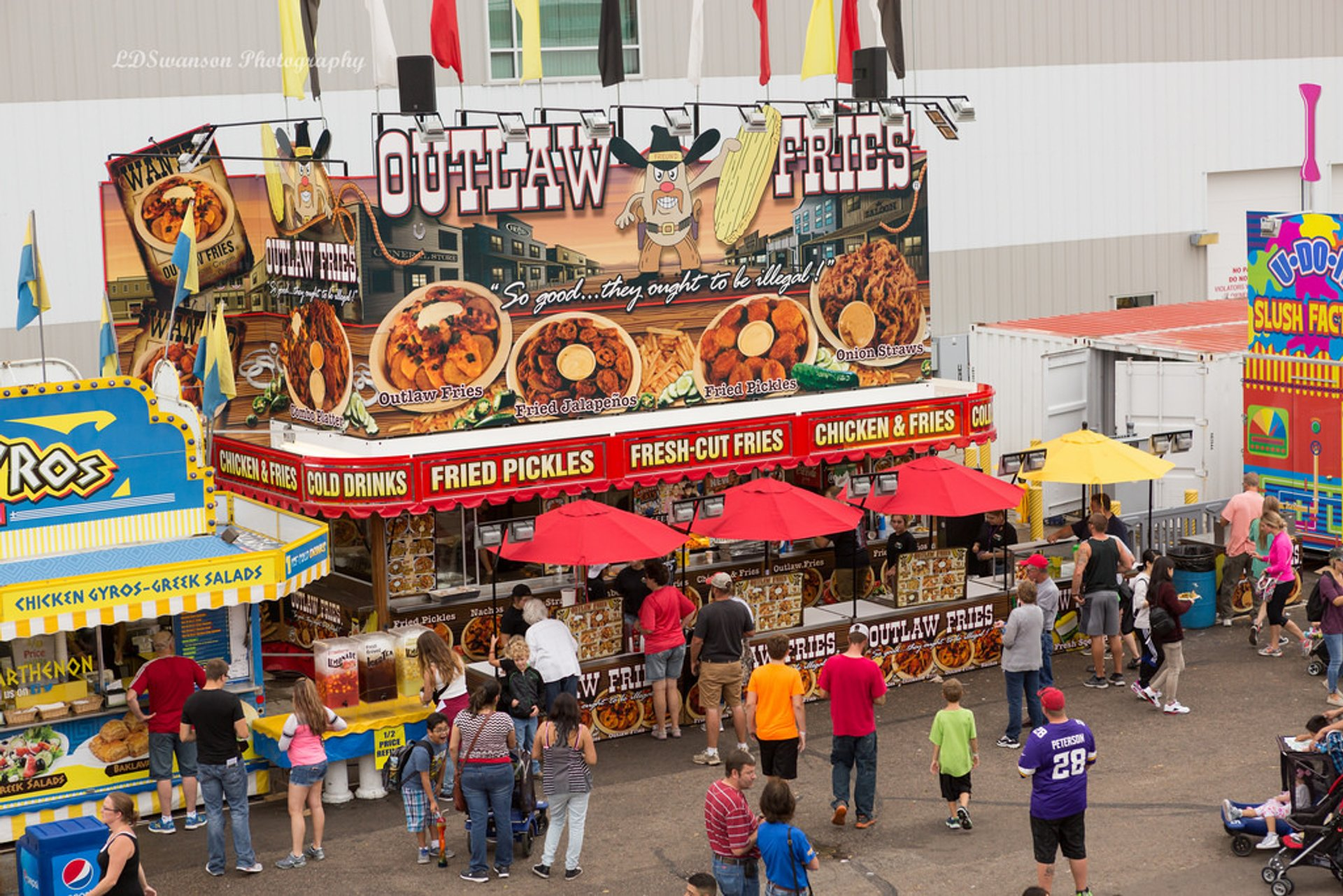 Nebraska State Fair in Midwest - Best Season 2020
