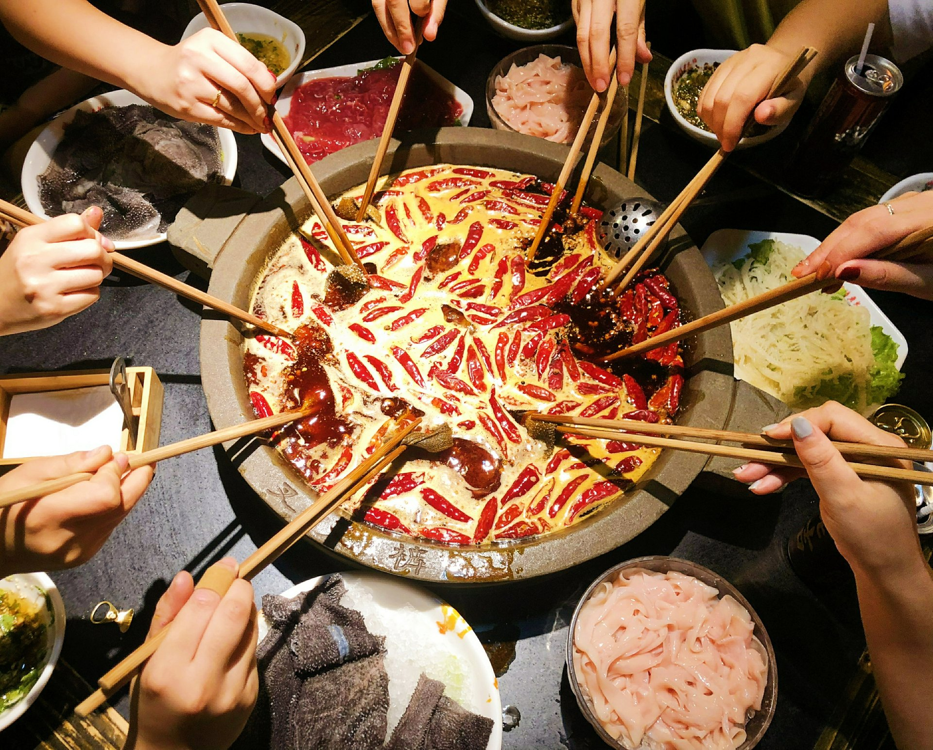 Hot Pot in China - Best Season 2020