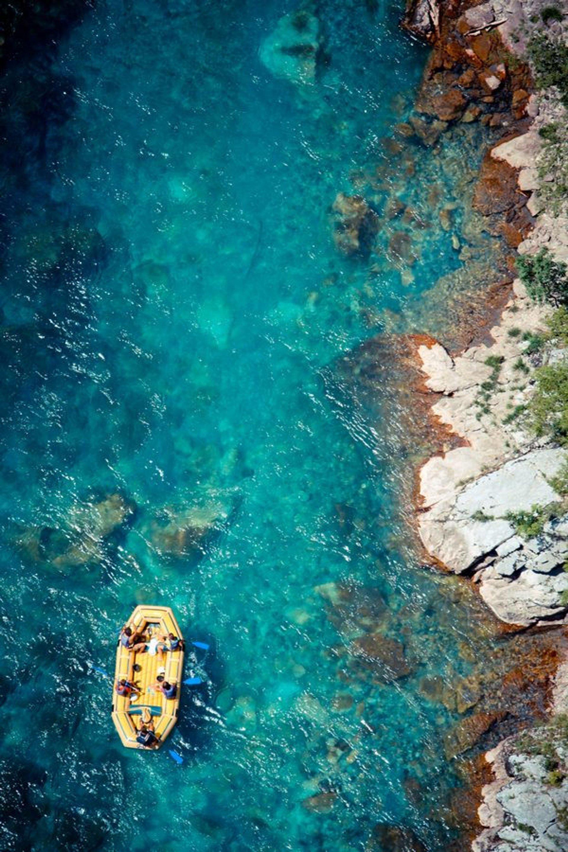 Rafting in Montenegro - Best Season 2020