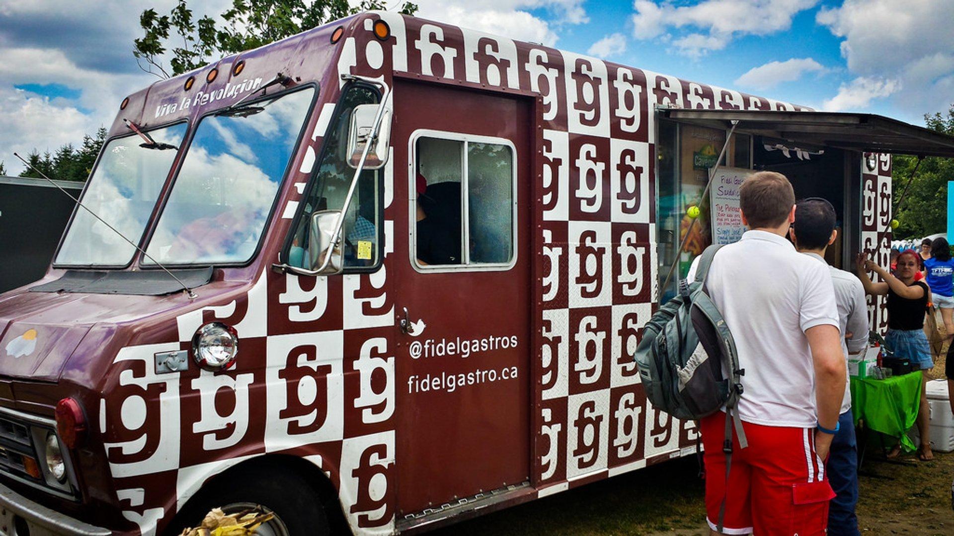 Toronto Food Truck Festival in Toronto - Best Season 2020