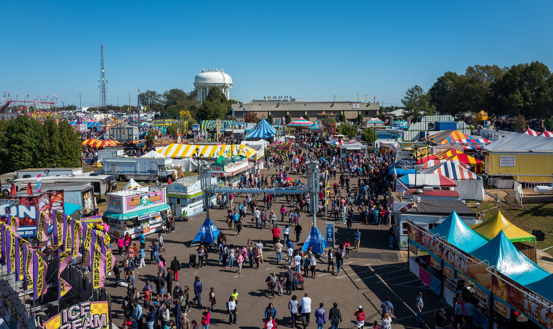 North Carolina State Fair in North Carolina - Best Season 2020
