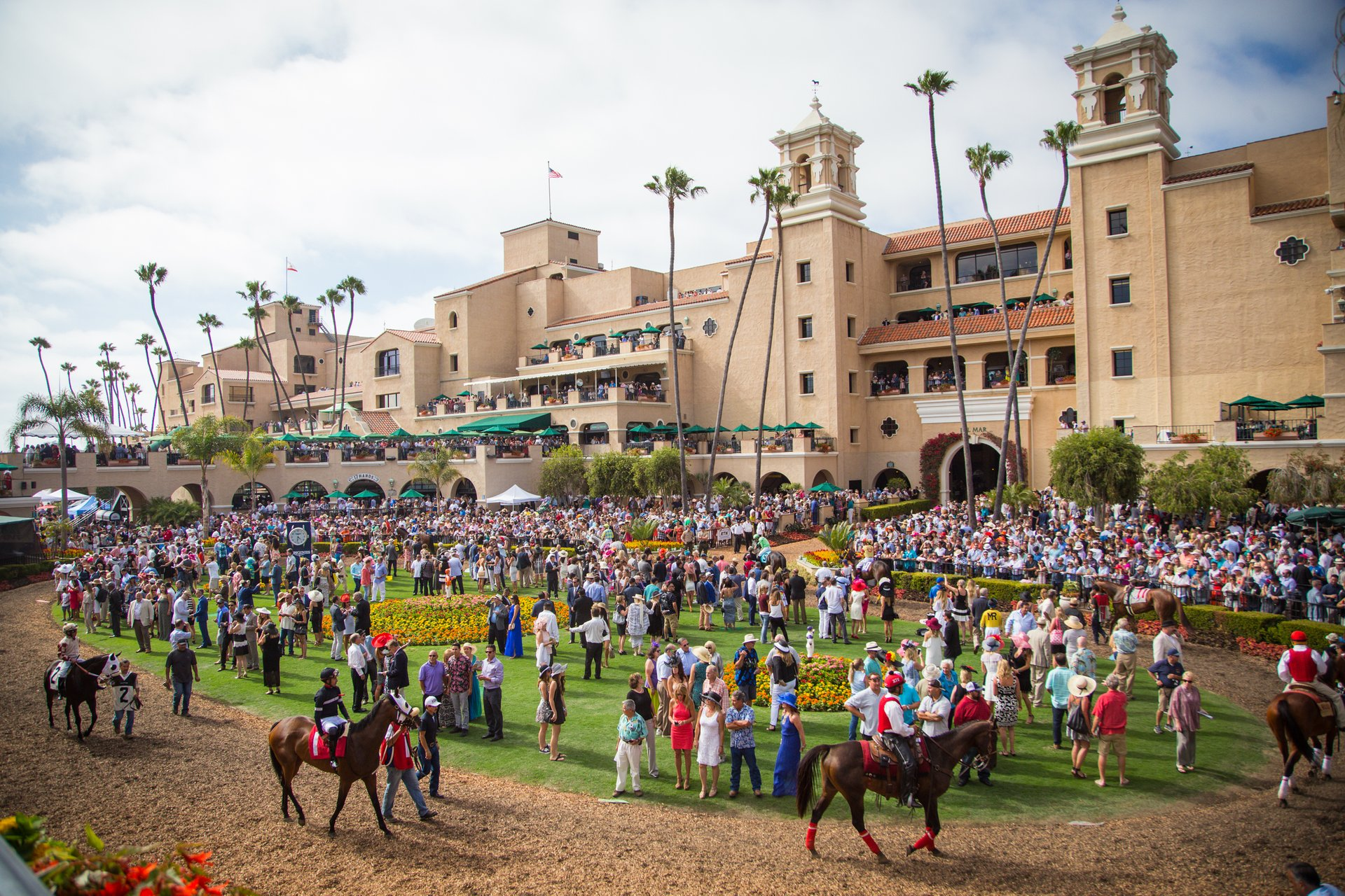 Best time for Del Mar Racing Season in San Diego 2020