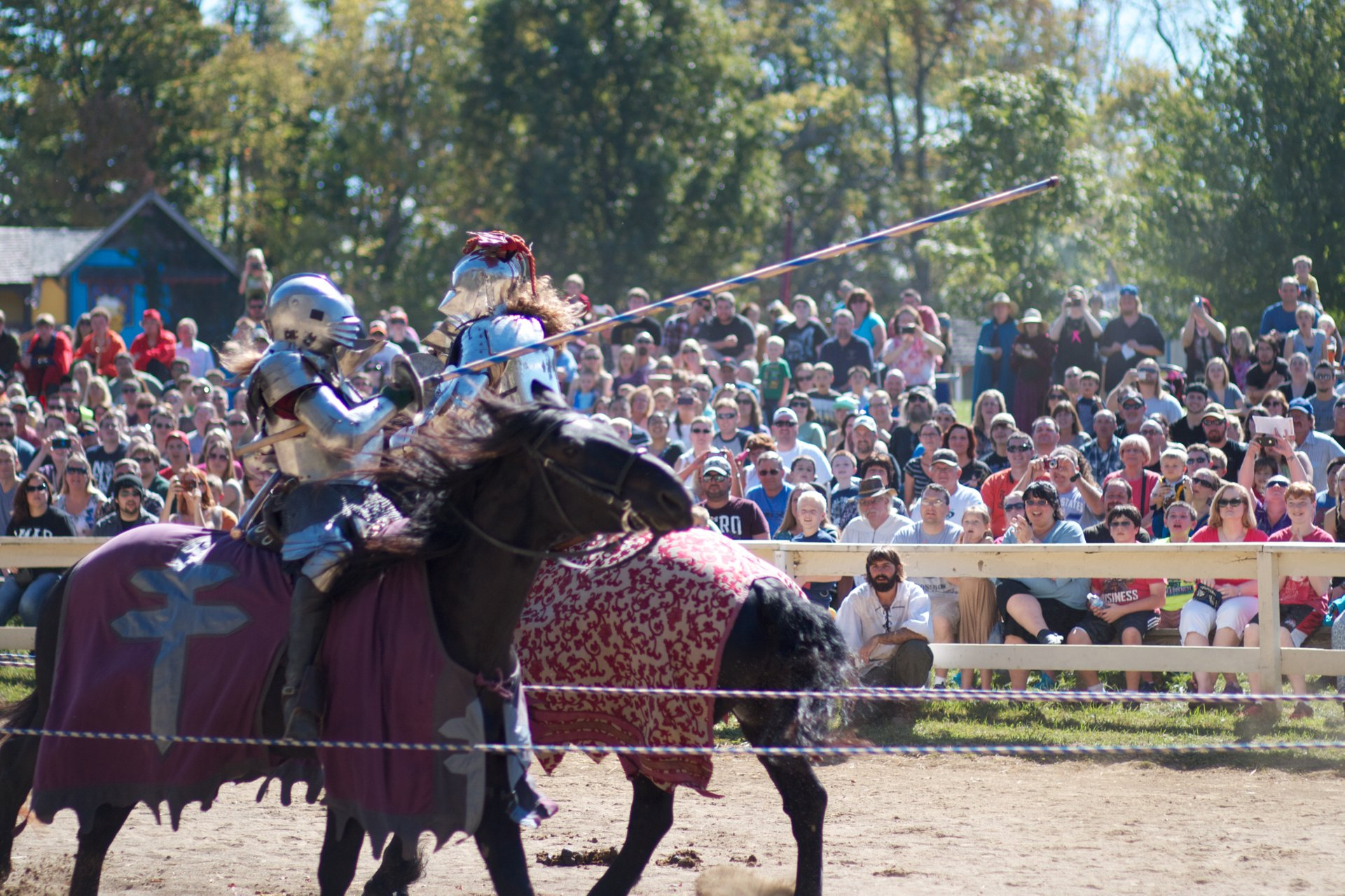 Best time for Ohio Renaissance Festival in Ohio 2020