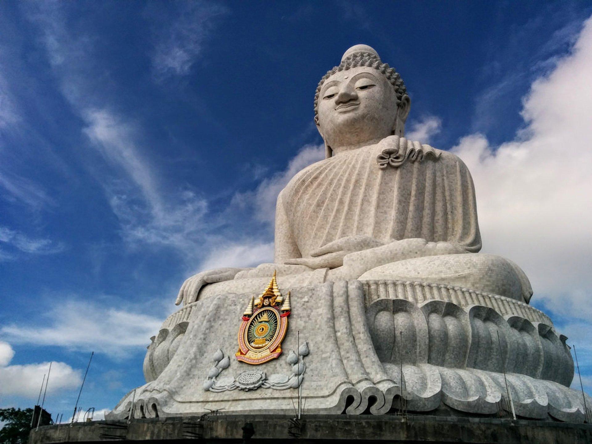 Big Buddha in Phuket - Best Season 2020