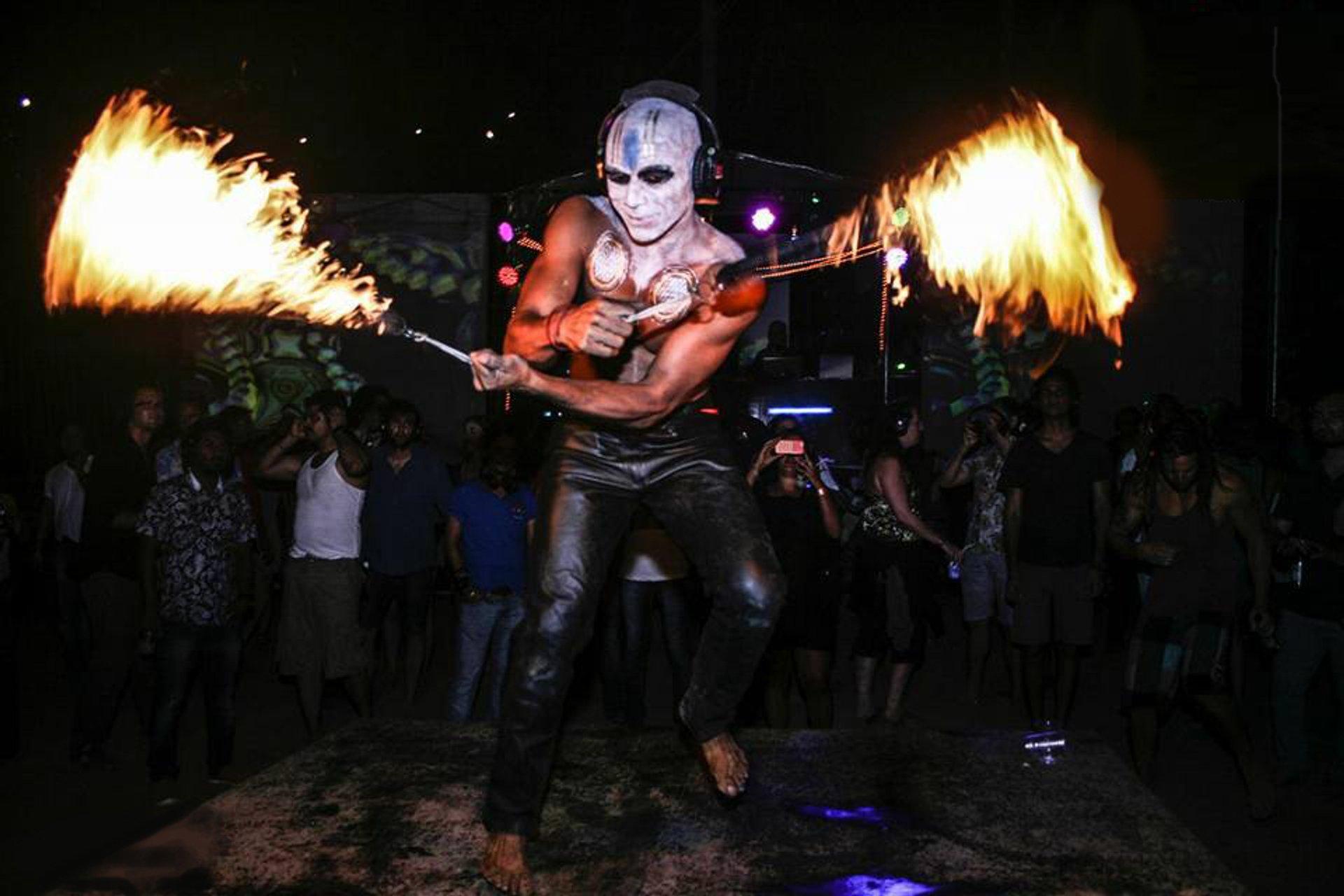 Silent Noise Party in Goa - Best Season