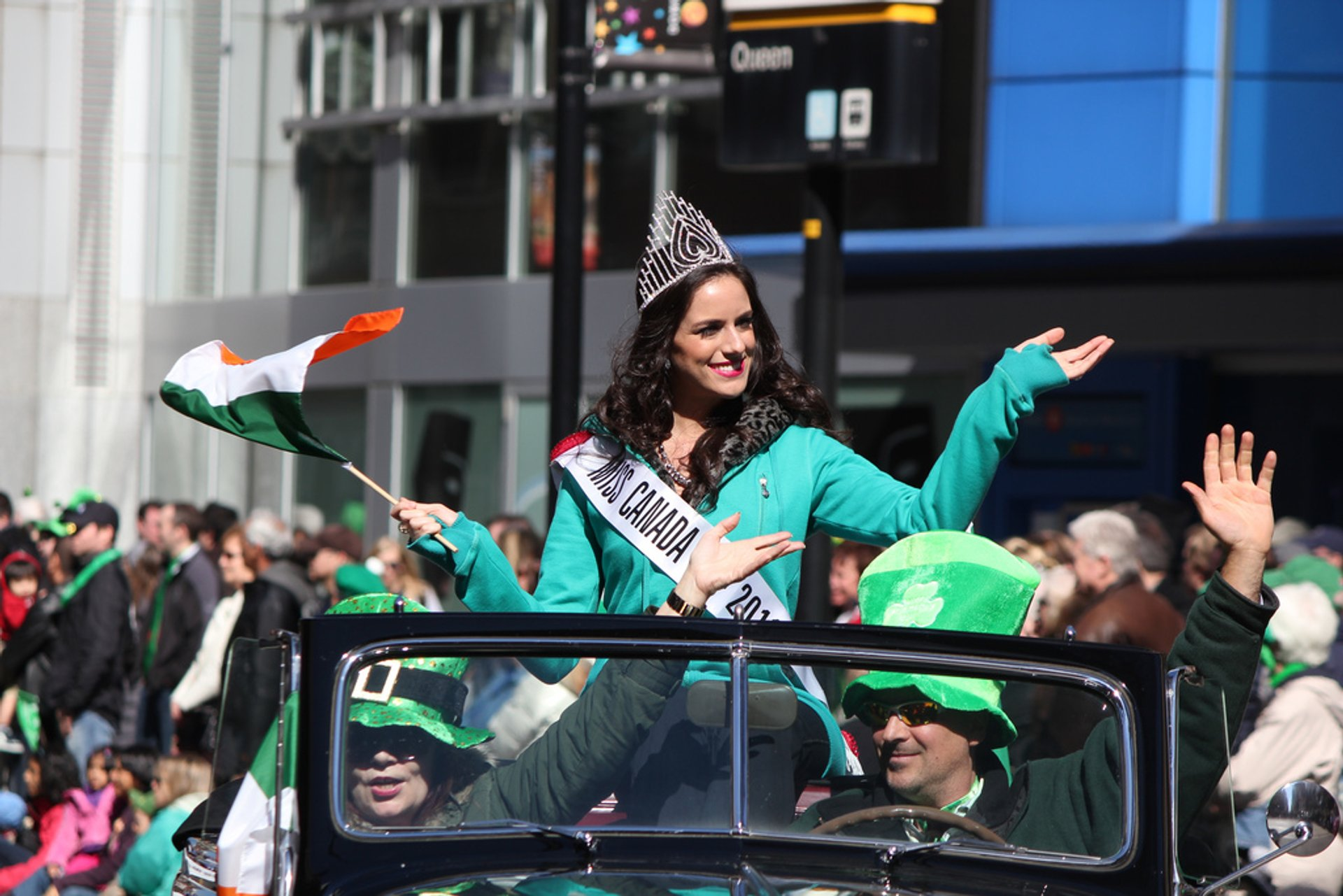 St. Patrick's Day Parade in Toronto 2019 - Best Time