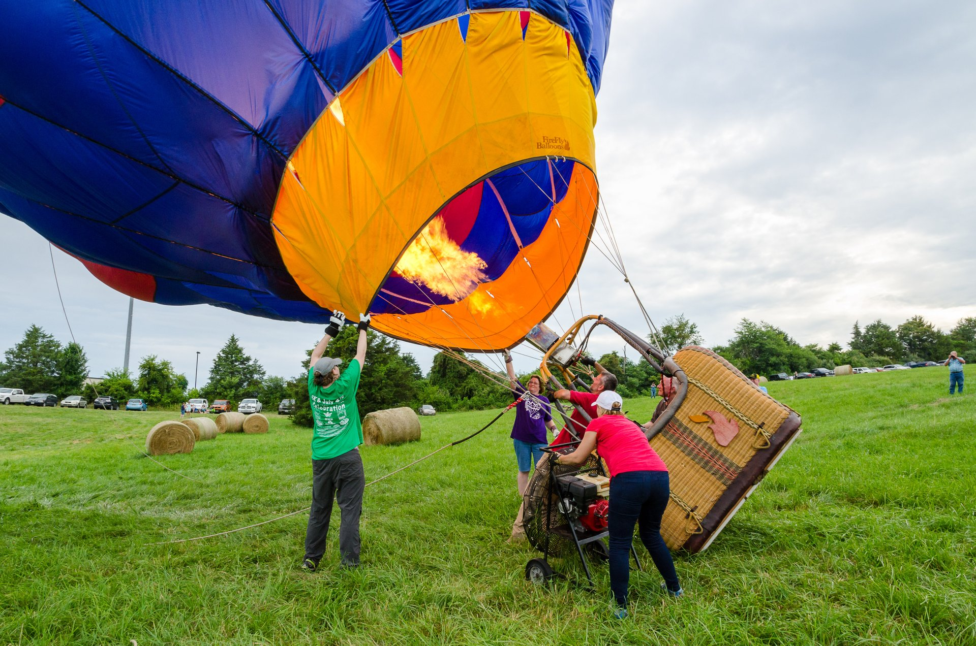 Best time for Balloons Over Rockbridge in Virginia 2020
