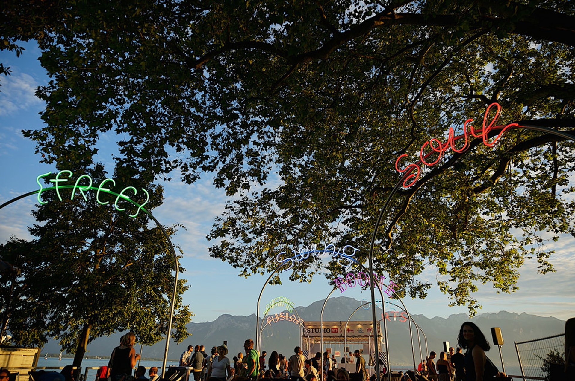 Montreux Jazz Festival in Switzerland - Best Season 2019