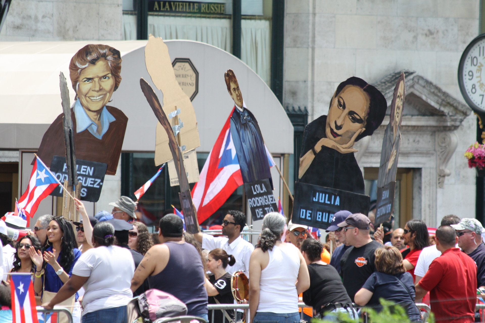 Best time for National Puerto Rican Day Parade in New York 2020