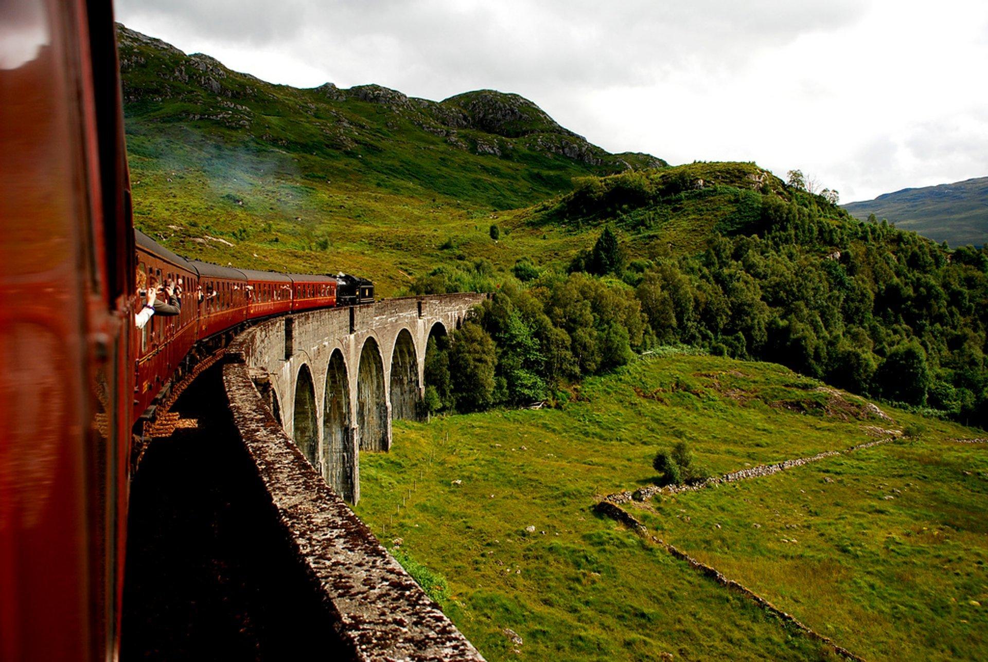 Glenfinnan Viaduct 2020