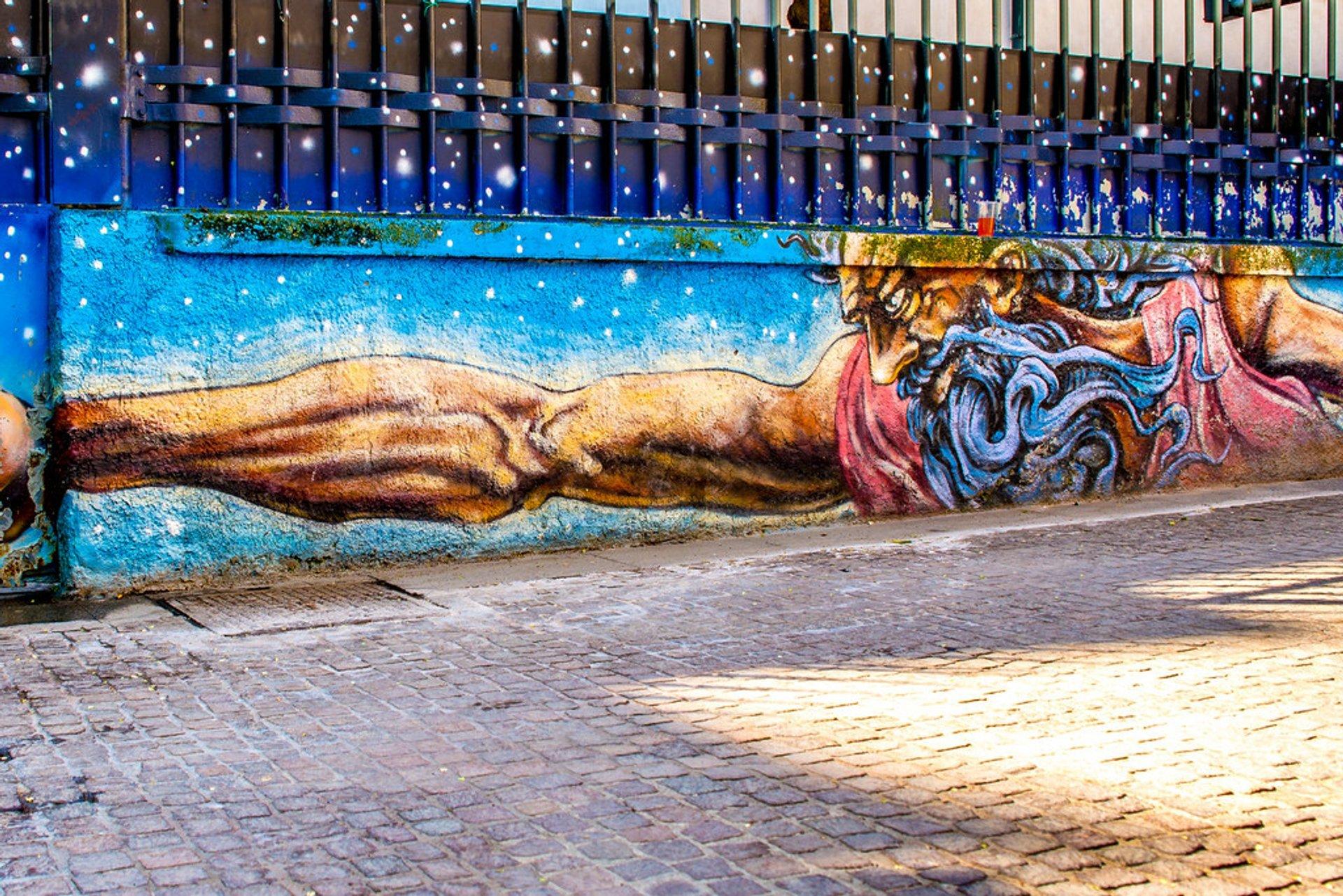 Best time for Isola Street Art in Milan 2020