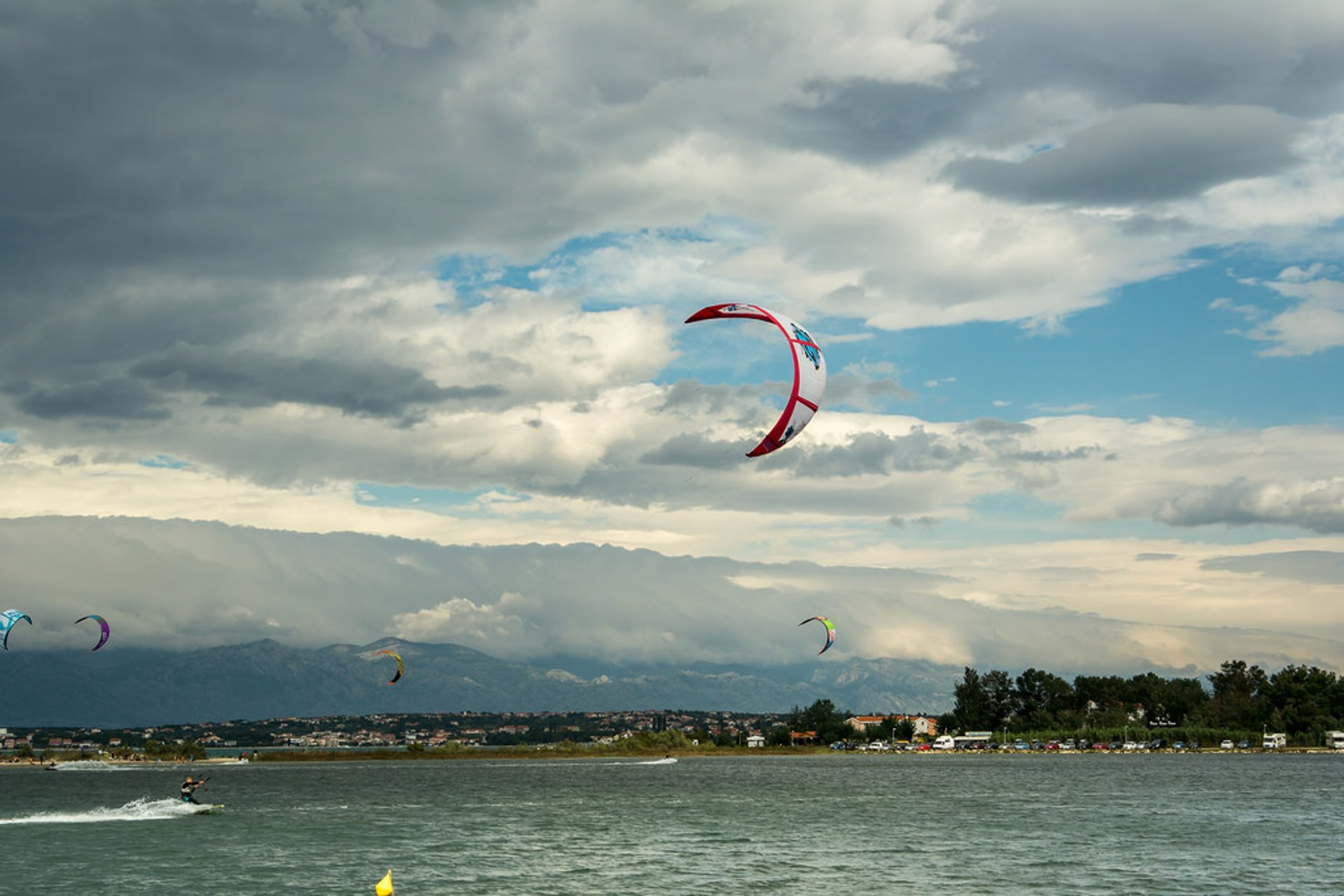 Kitesurfing and Windsurfing in Croatia - Best Season 2020