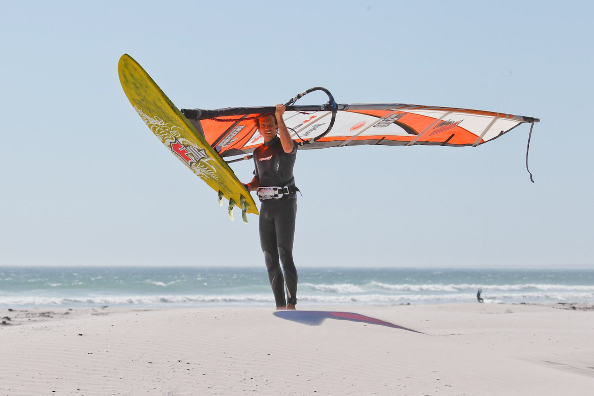 Windsurfing in Cape Town 2020 - Best Time