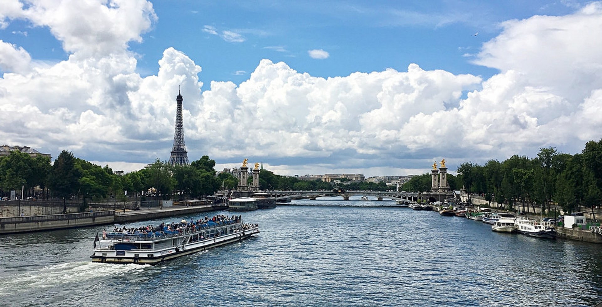Summer in Paris 2020 - Best Time