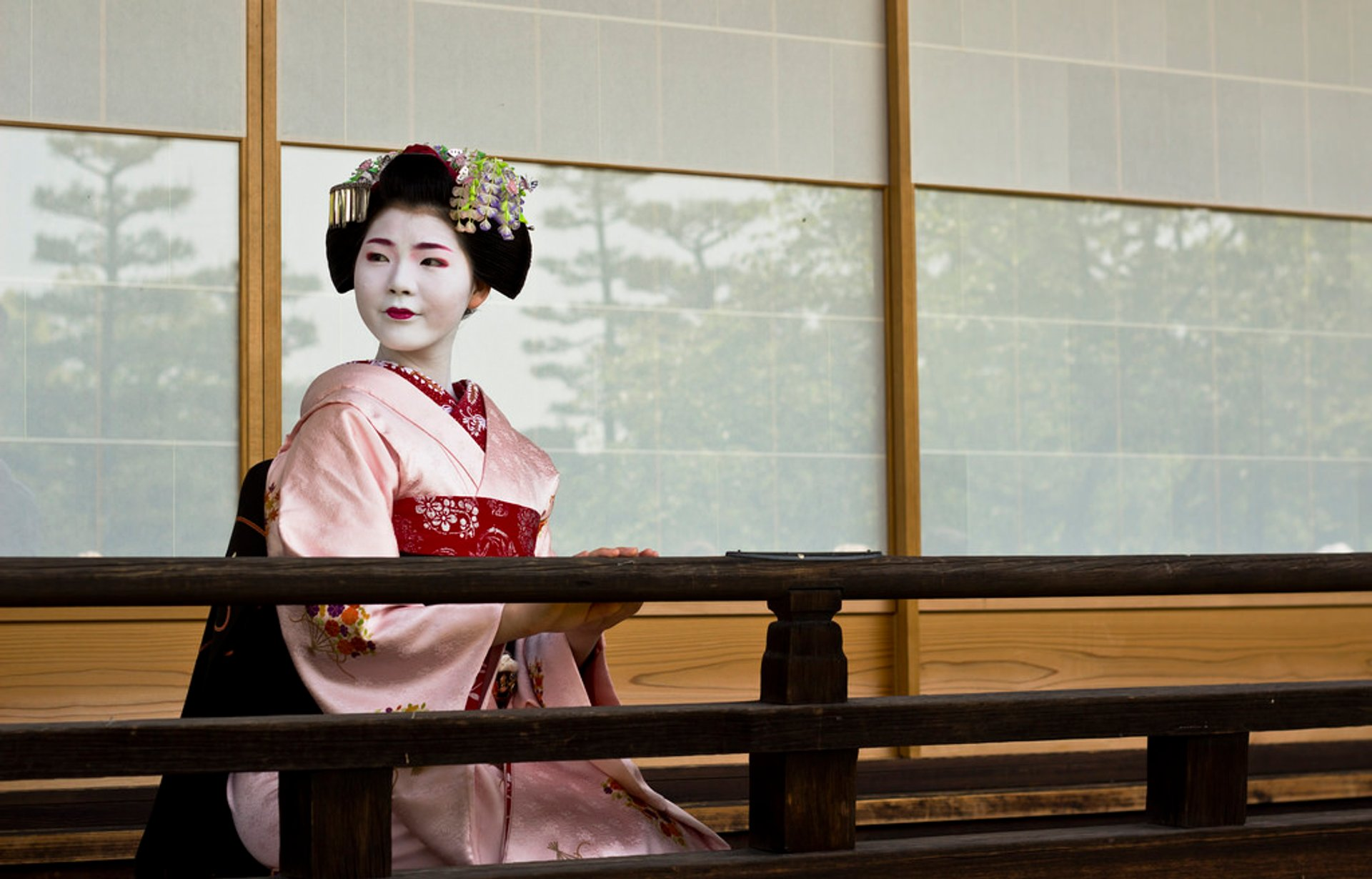 Best time for Geisha Dances in Kyoto in Kyoto
