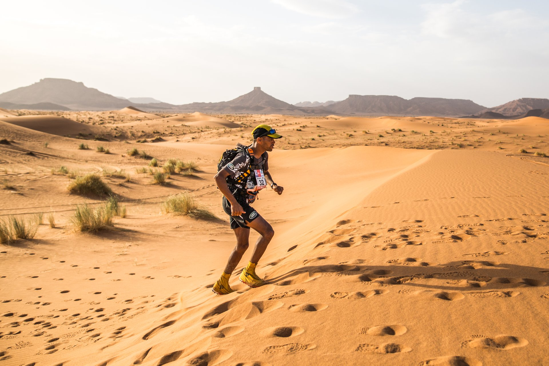 Marathon Des Sables (MDS) in Morocco 2019 - Best Time