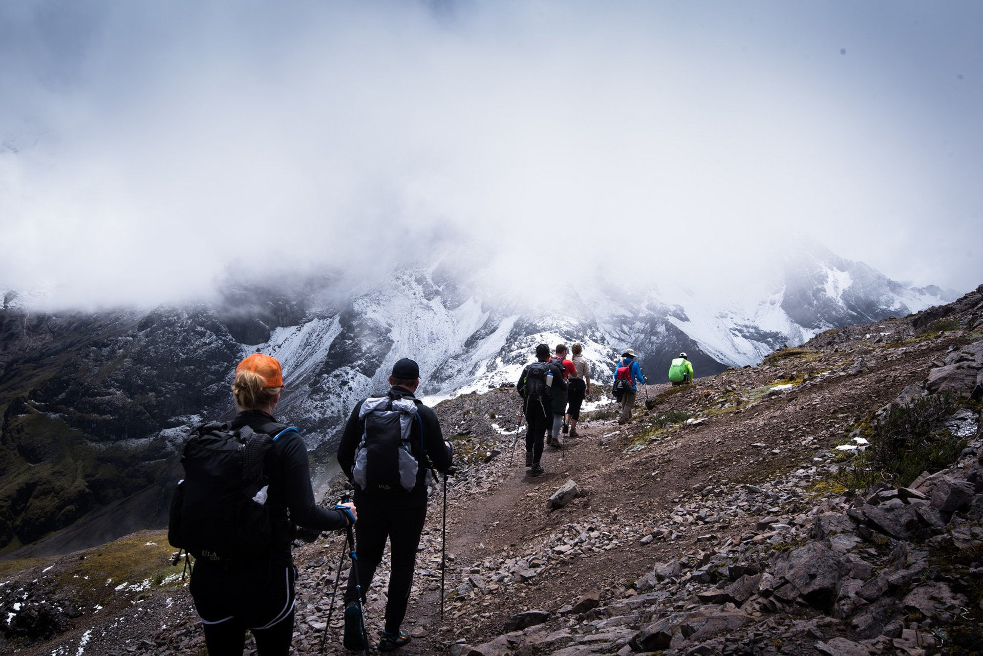 Rainy Season Trekking in Peru 2020 - Best Time