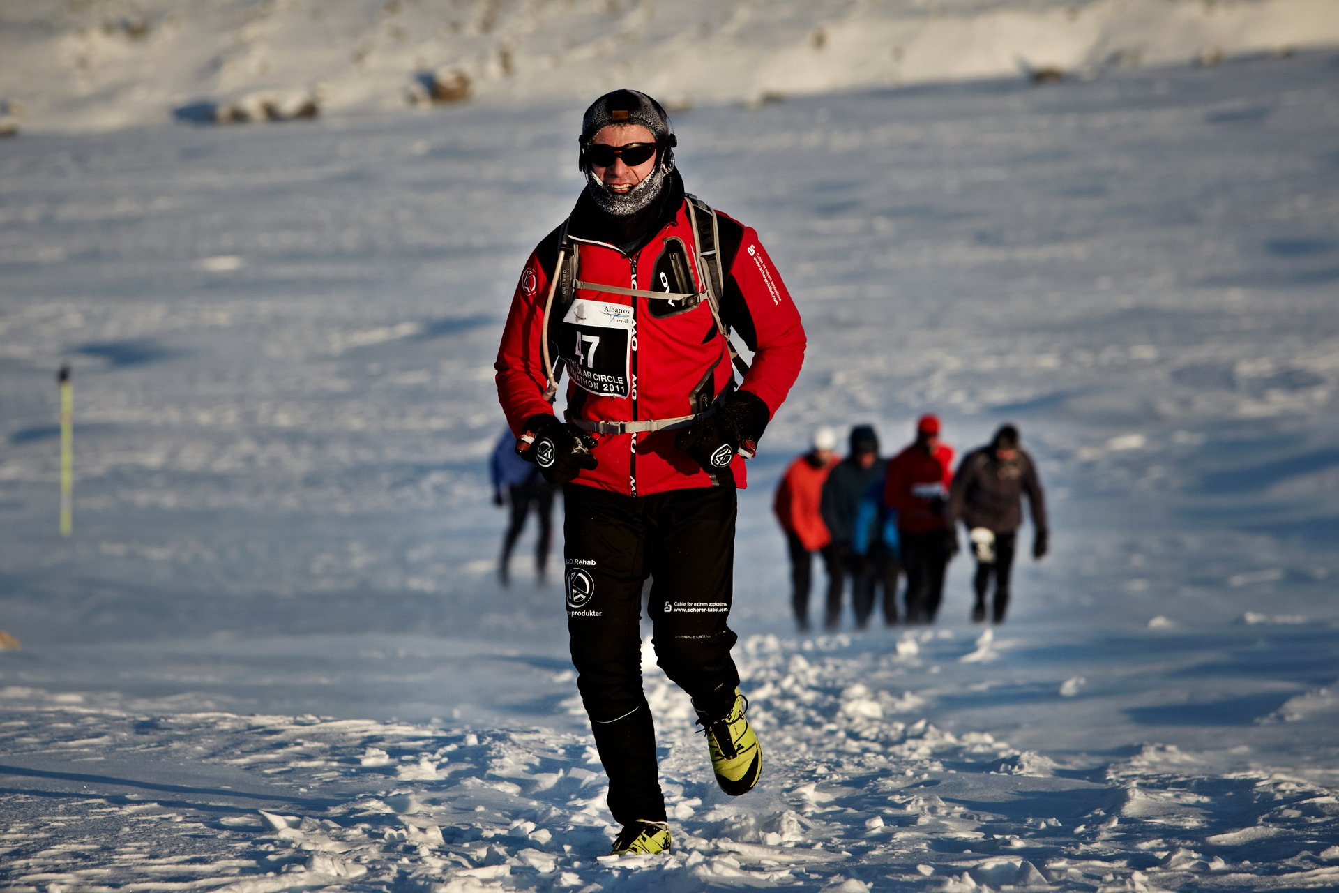 Polar Circle Marathon in Greenland 2019 - Best Time