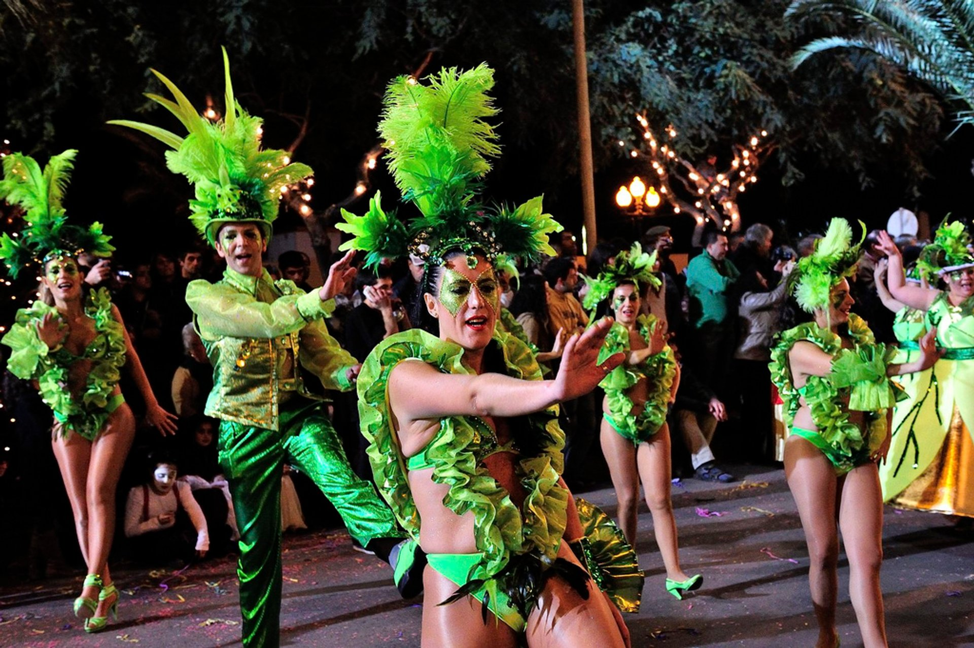 Best time for Madeira Carnival in Funchal in Madeira 2020