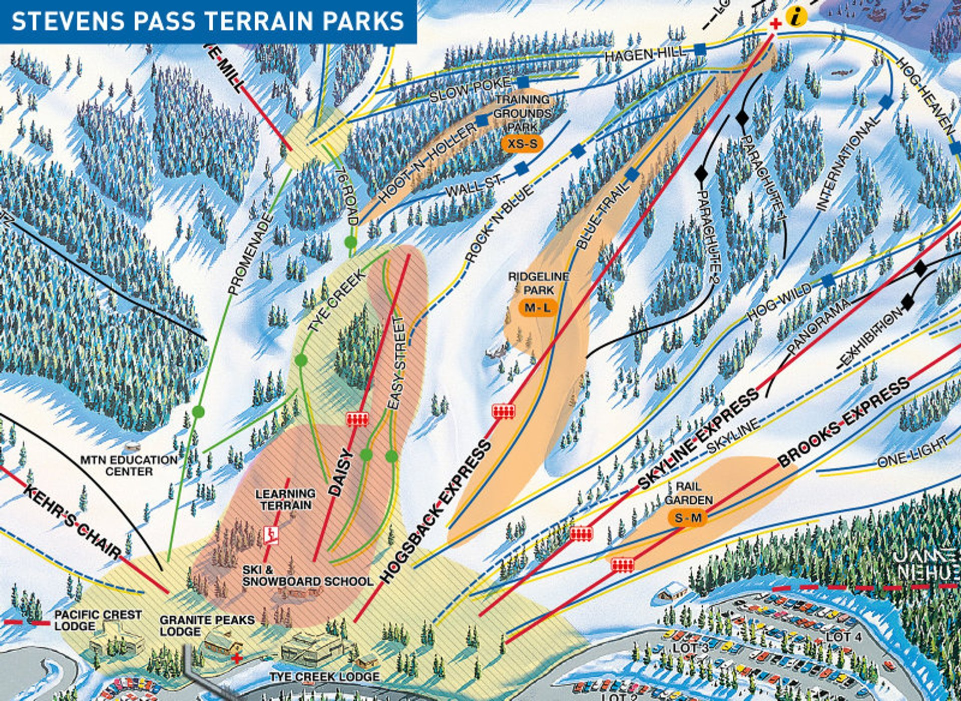 Best time to see Skiing and Snowboarding in Washington 2020